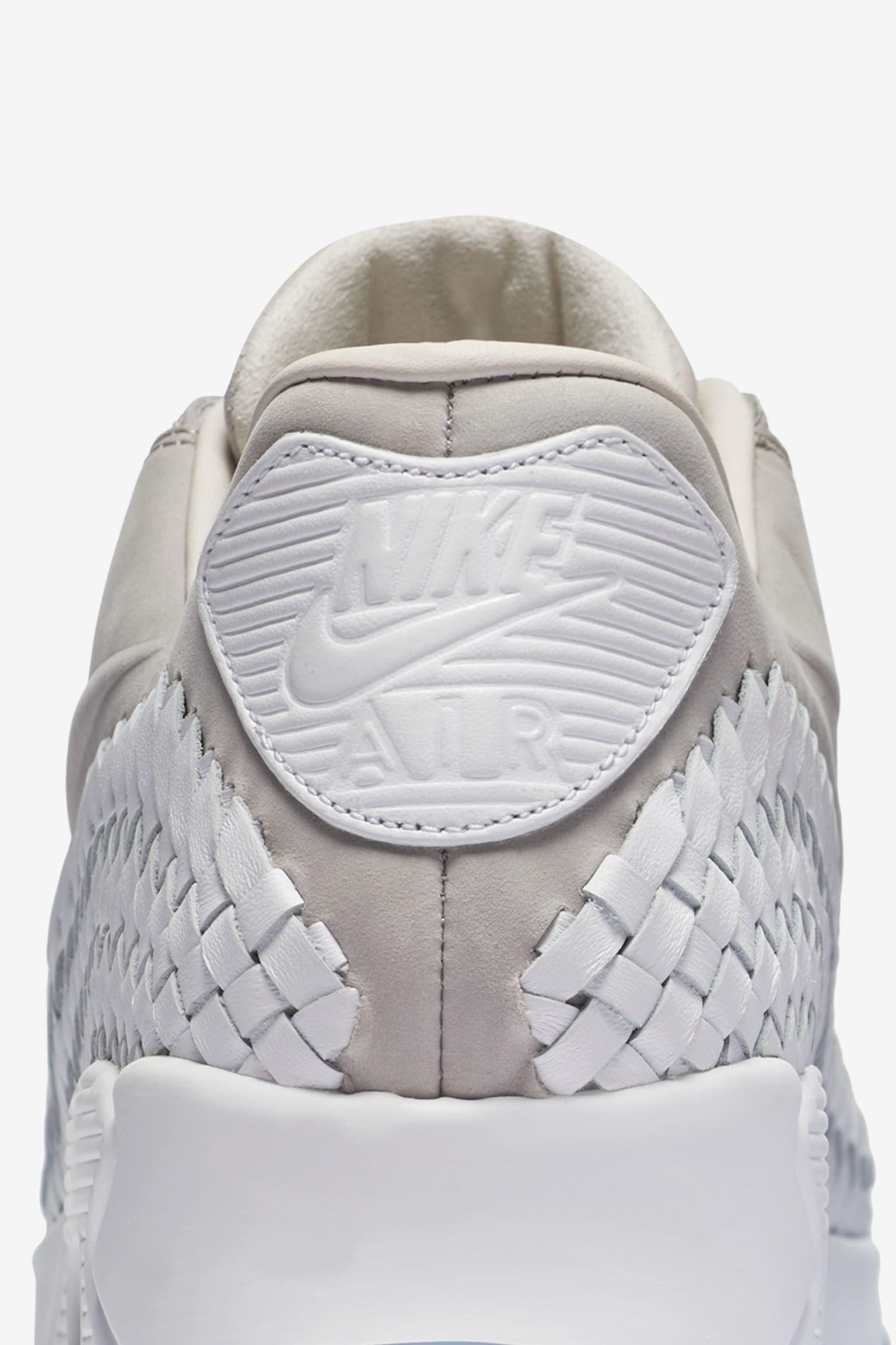 Nike Air Max 90 Woven 'Phantom & White'