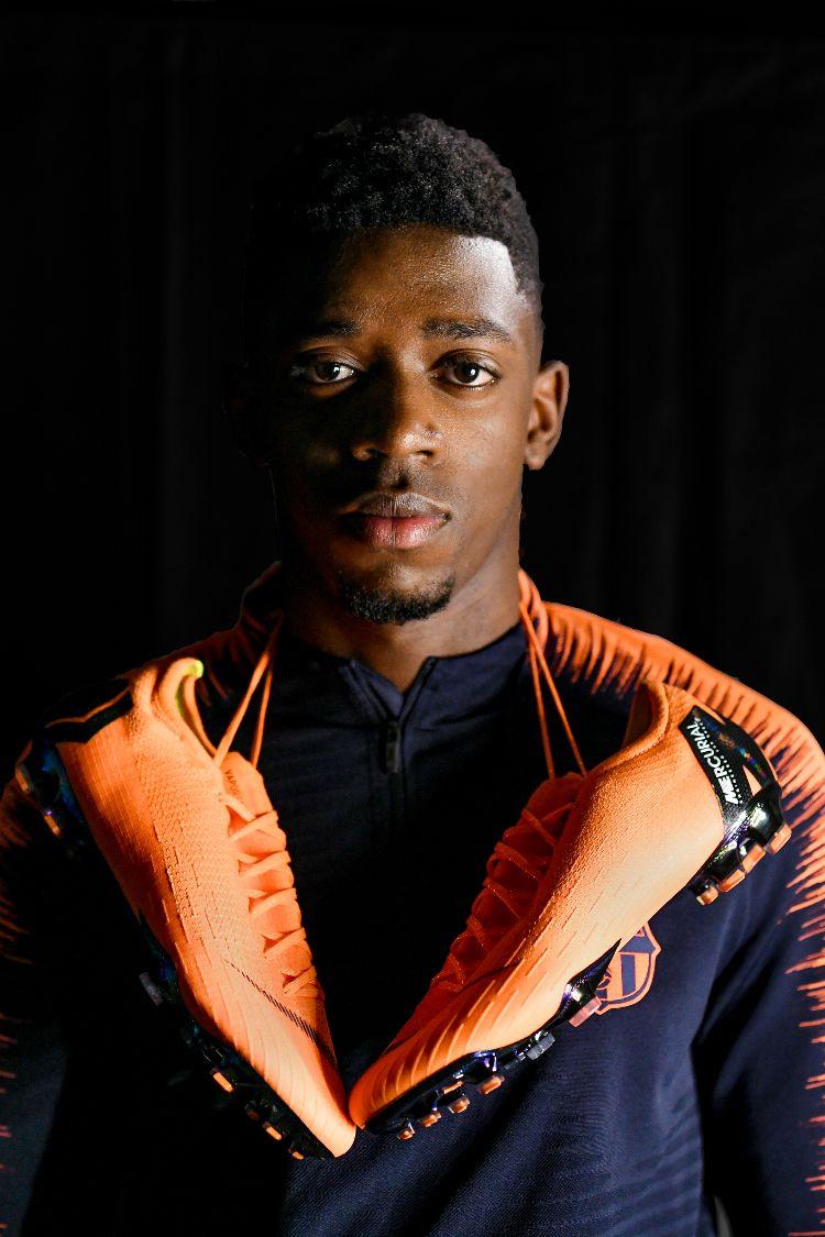 Geboren voor Mercurial: Ousmane Dembélé