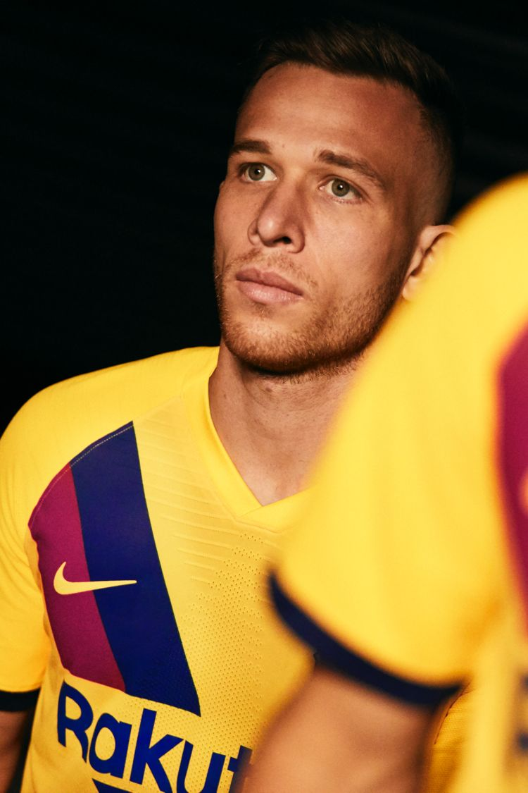 2019/20 FC BARCELONA STADIUM AWAY JERSEY
