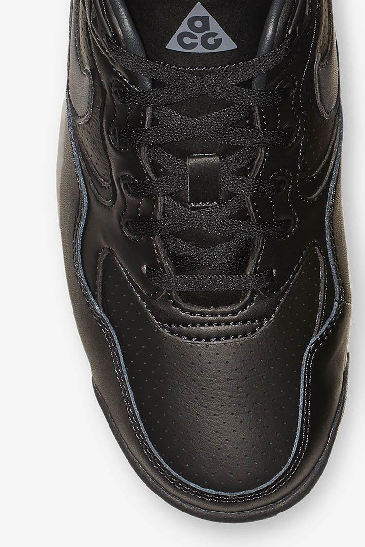 Nike Air Wildwood ACG 'Triple Black' Release Date test