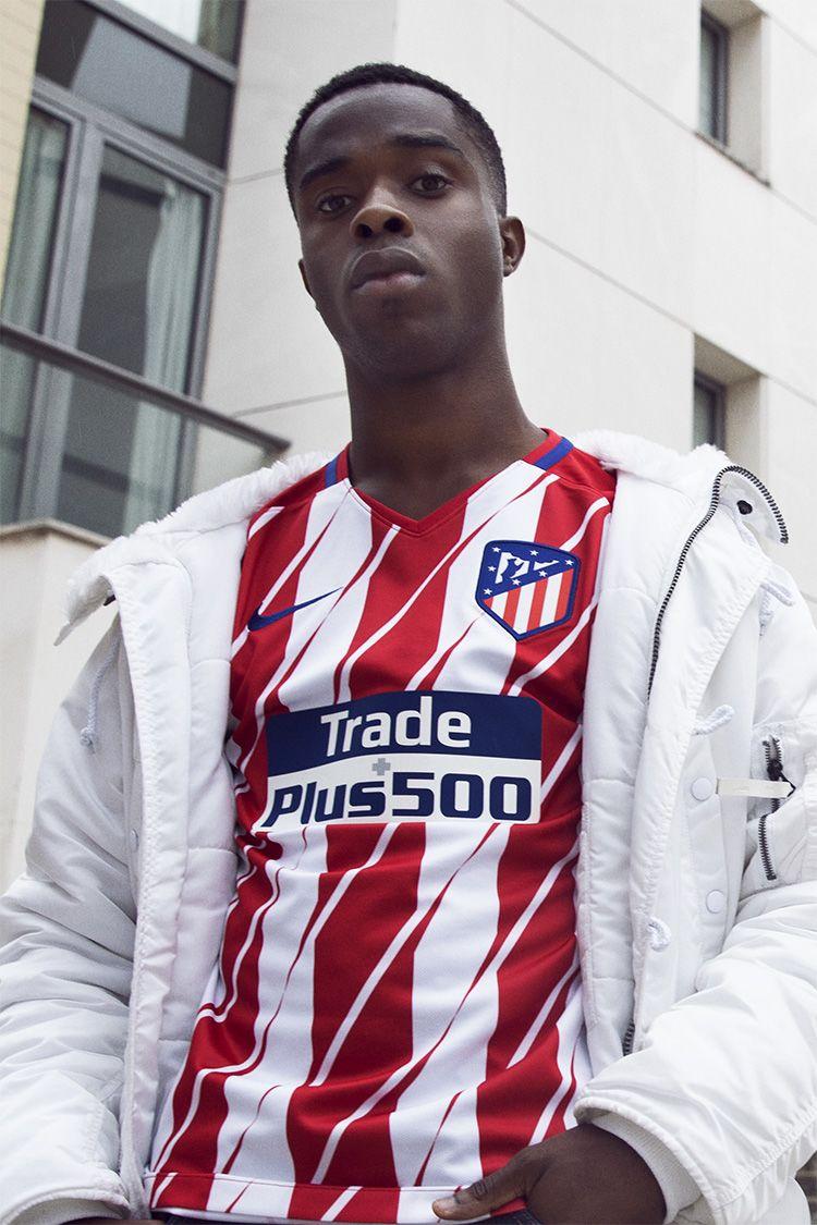 Atlético Madrid 2017/18 Home Kit