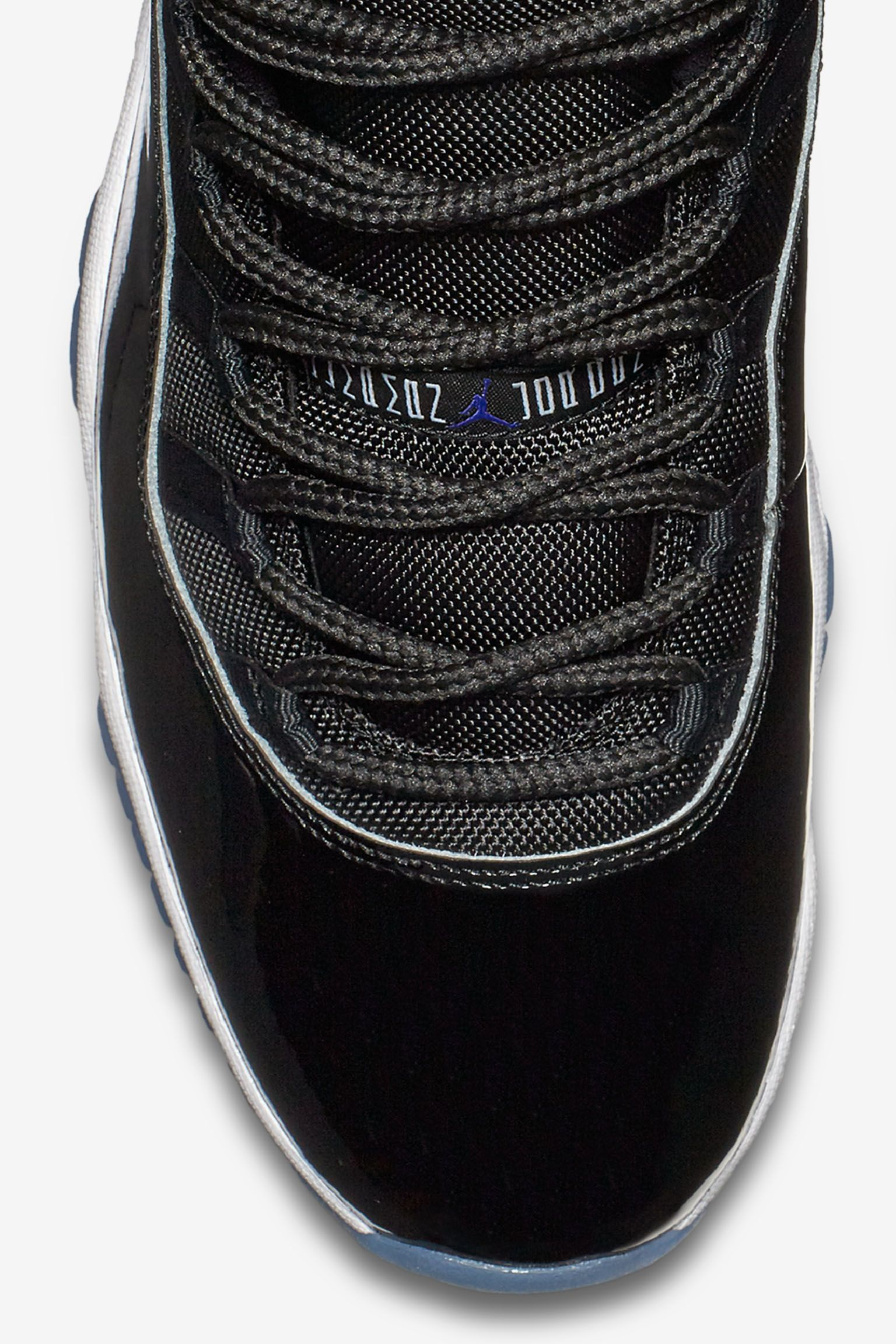 Air Jordan 11 Retro 'Black & Concord-White' Release Date.