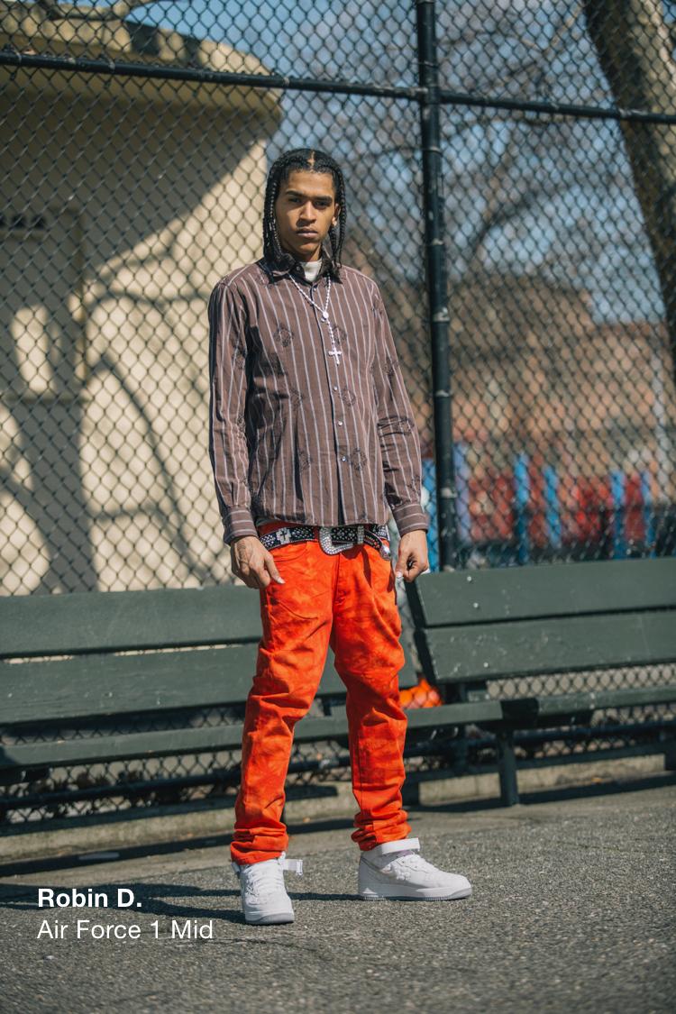 Street SNKRS: Washington Heights