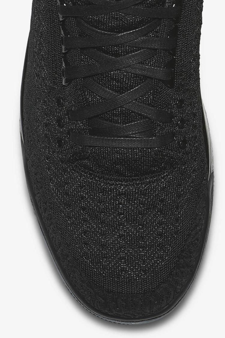 Air Jordan 3 Flyknit 'Black & Anthracite' Release Date