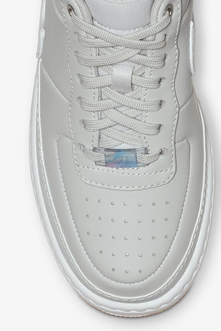 Women's Air Force 1 Jester XX 'Pure Platinum' Release Date