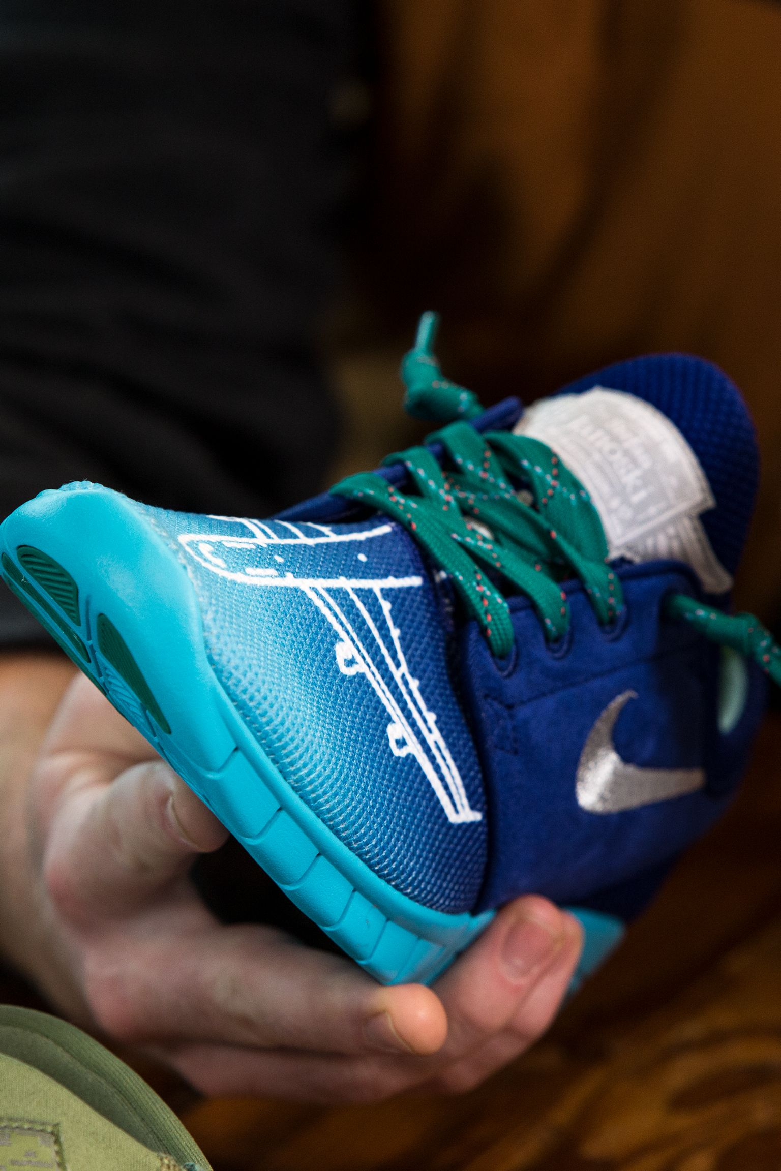 Behind the Design: Nike SB Stefan Janoski Max Doernbecher 2016