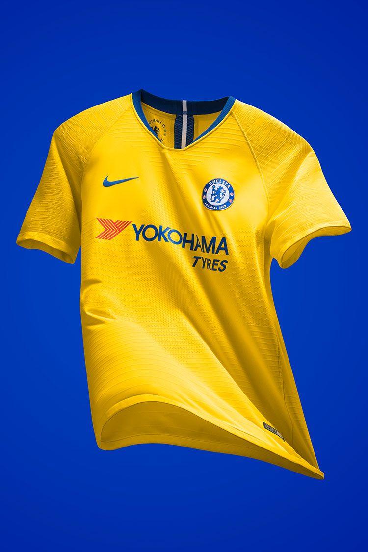 Chelsea 2018/19 Stadium Away Jersey