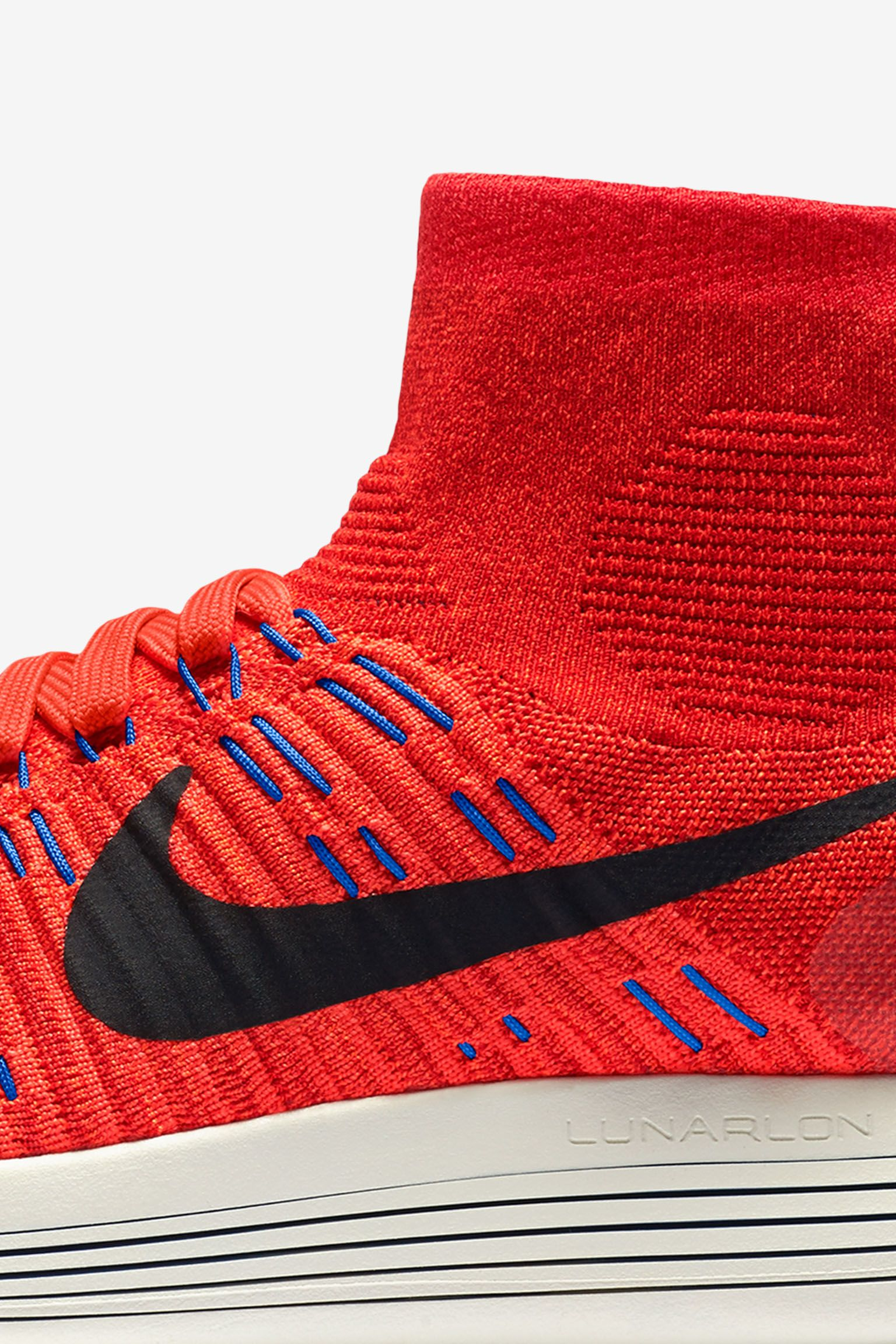 Nike LunarEpic Flyknit 'University Red'
