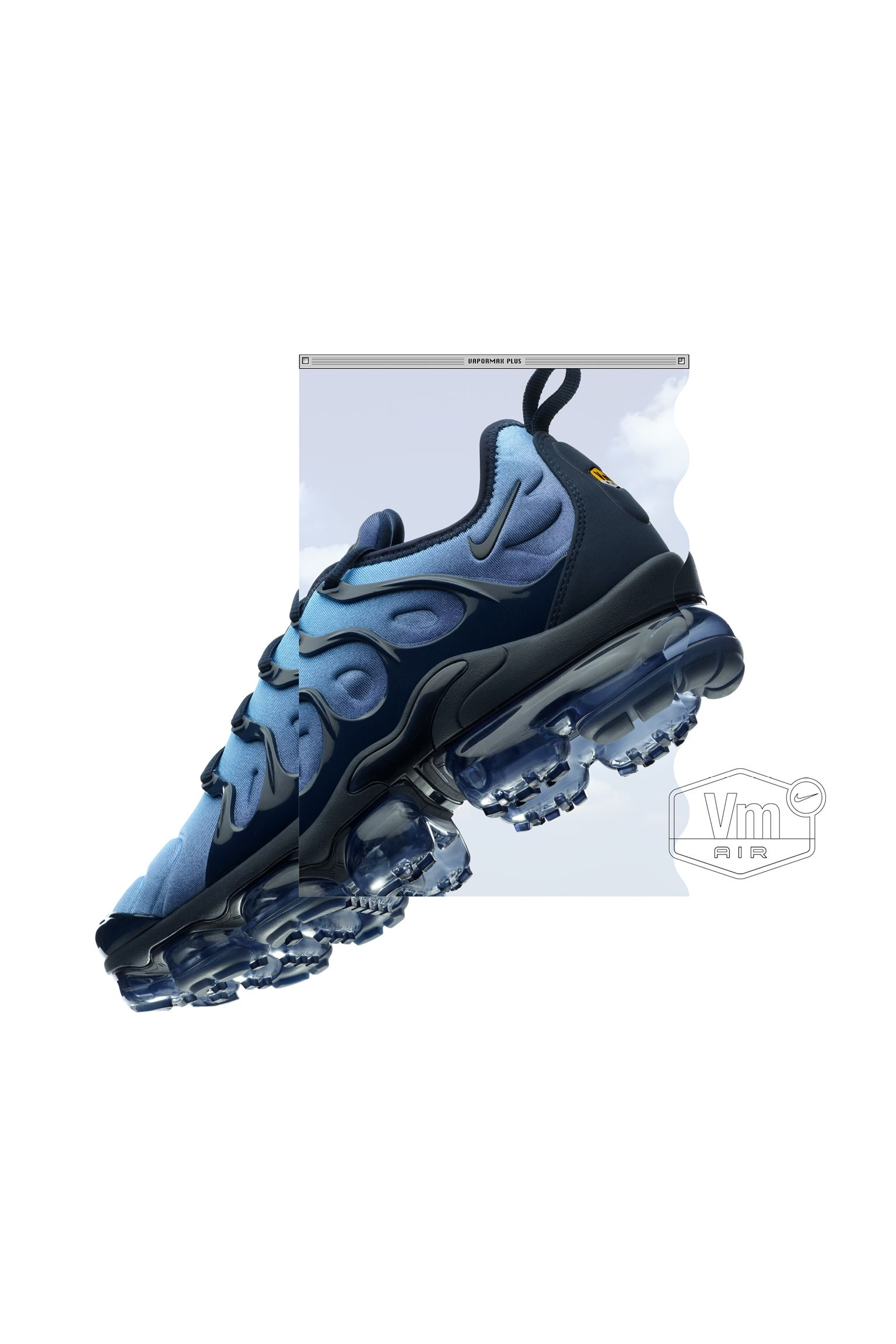 Nike Air Vapormax Plus  Obsidian   Photo Blue  Release Date. Nike⁠+ ... 0d5e97bd257