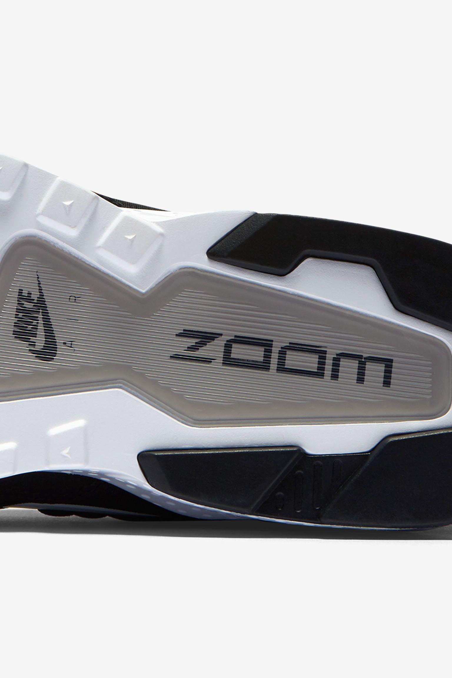 Nike Air Zoom Pegasus '92 'Black & White'