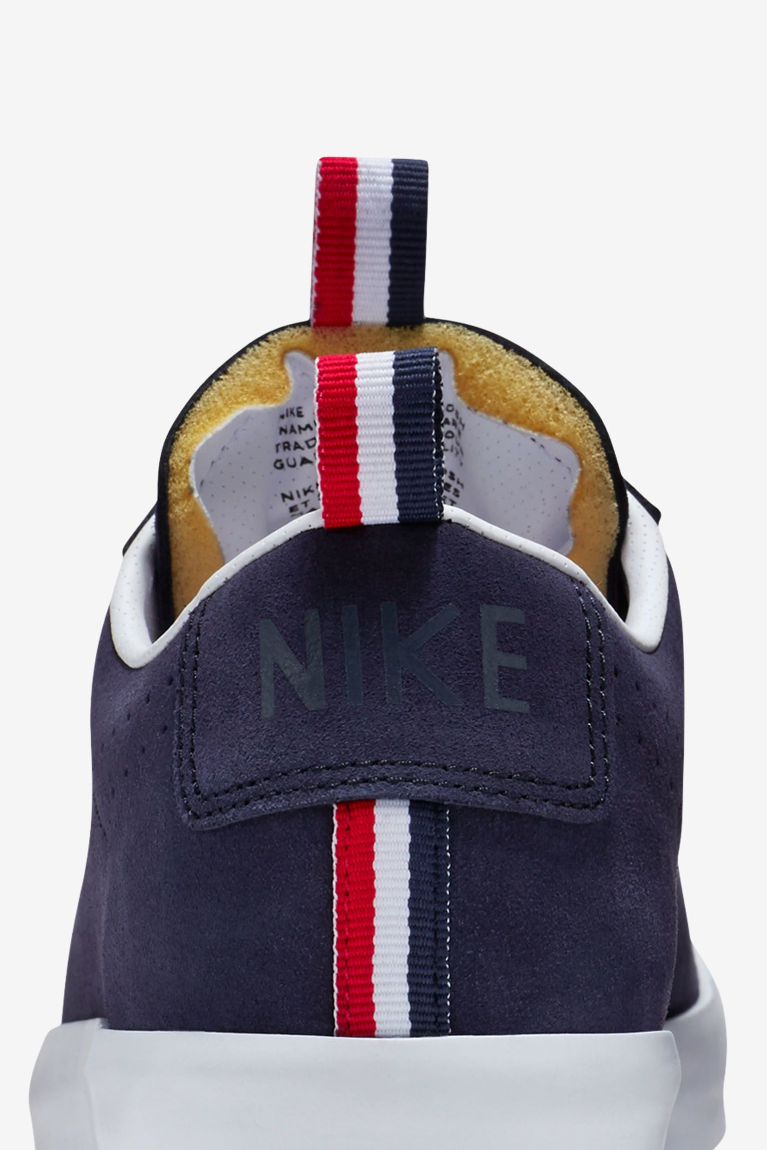 Nike Blazer Low SB x Call Me 917 'Obsidian & Action Red'