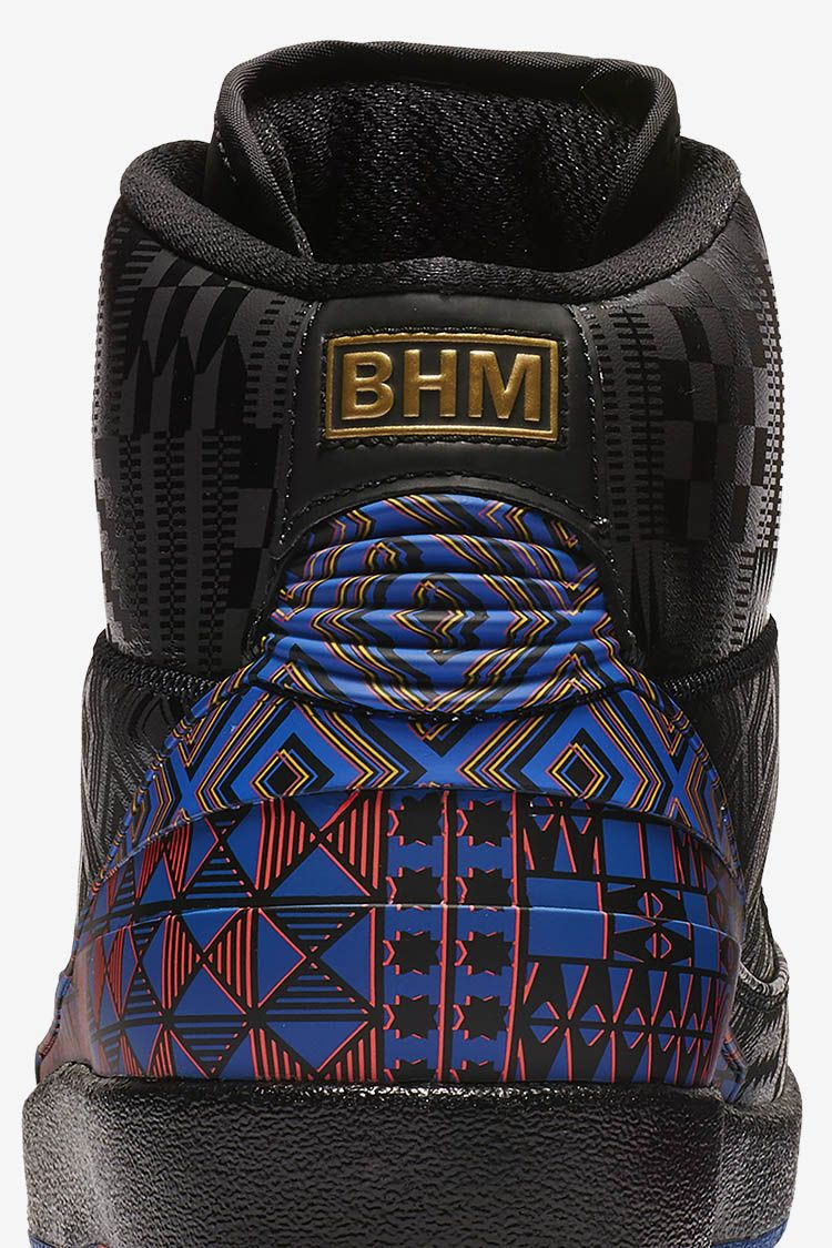 Air Jordan 2 'BHM' 2019 Release Date