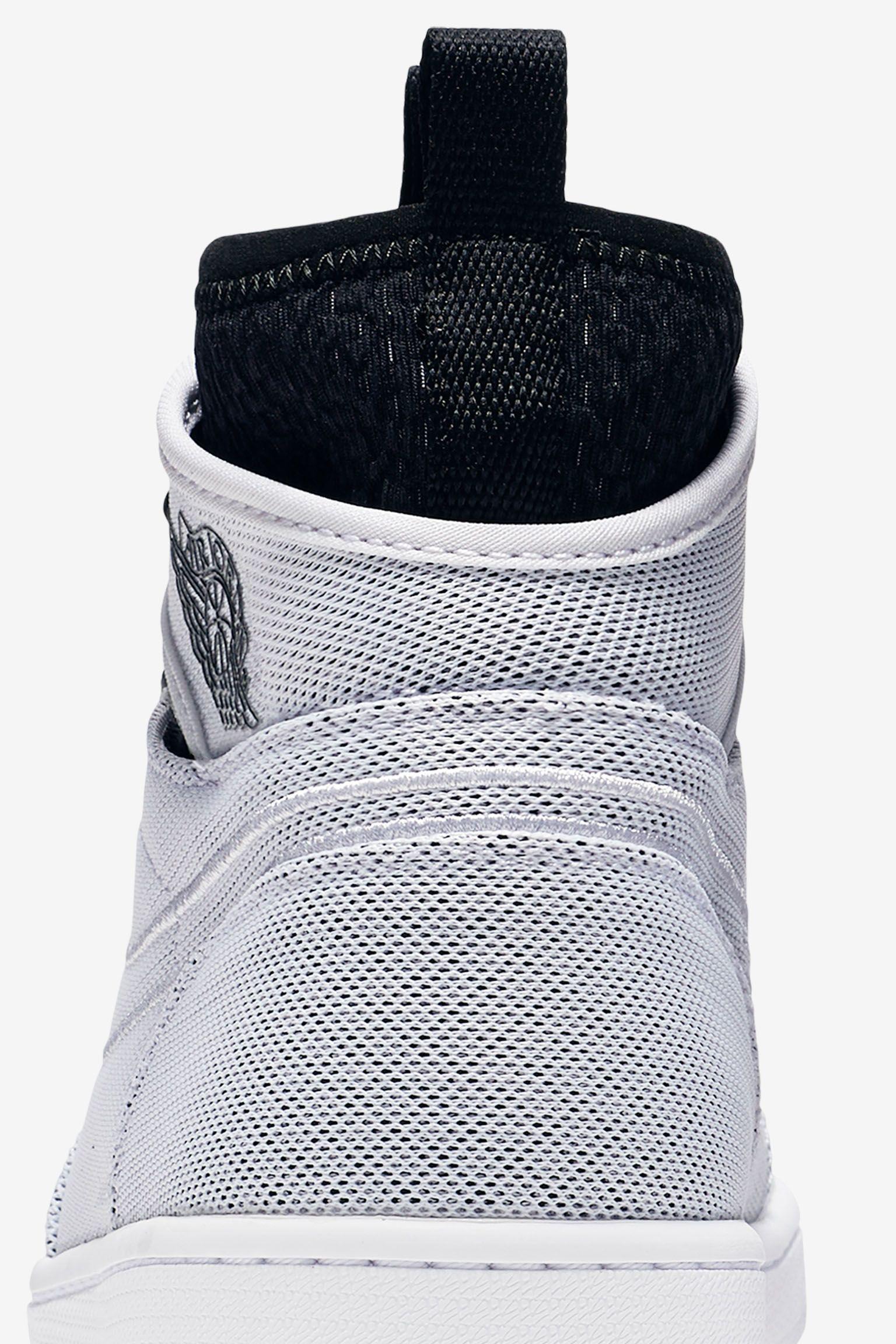 Air Jordan 1 Retro Ultra 'Black, White & Platinum' Release Date