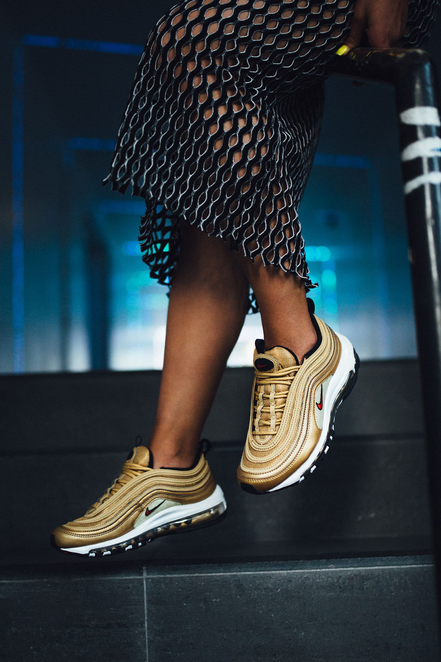france air max 97 guld woman a0656 5a483