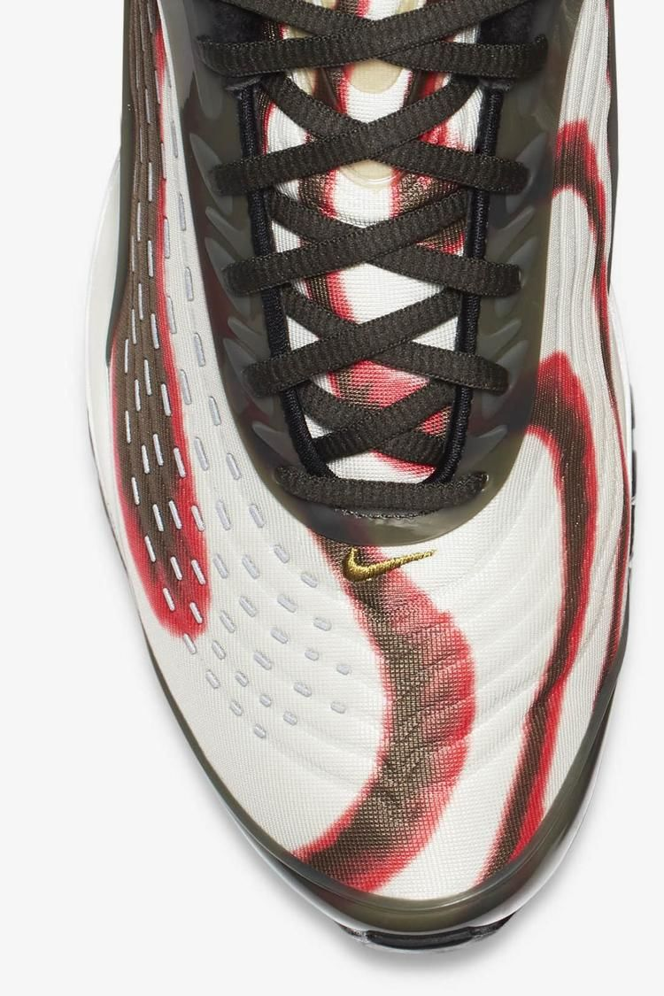 Nike Air Max Deluxe 'Sequoia & Team Orange & Black' Release Date
