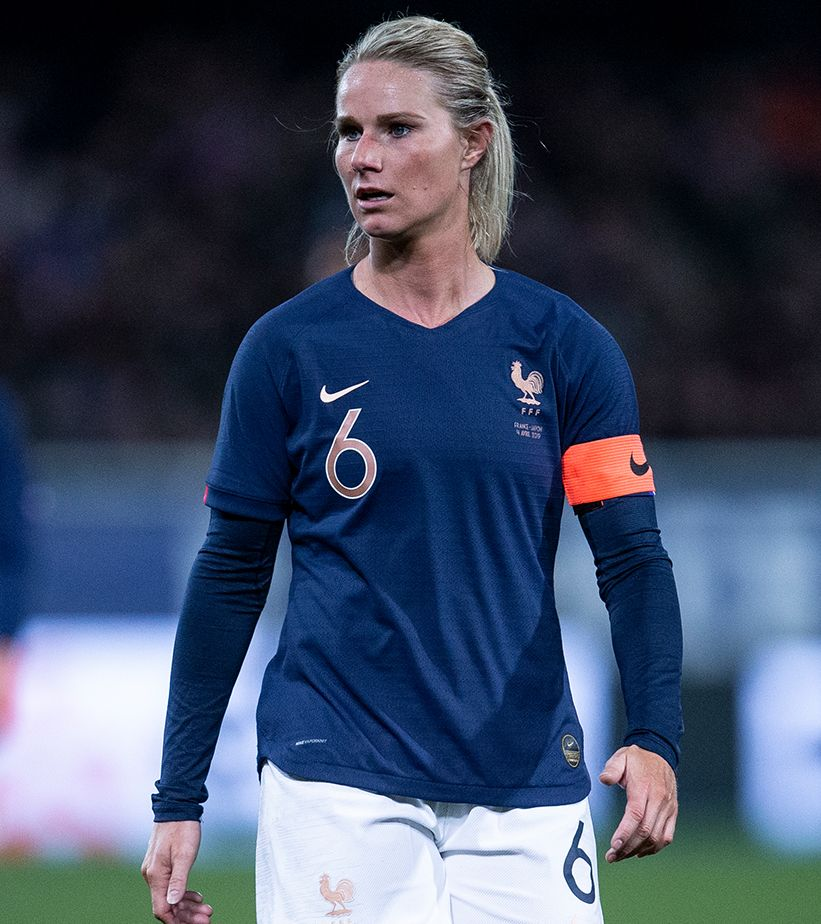ATHLETE STORIES: AMANDINE HENRY