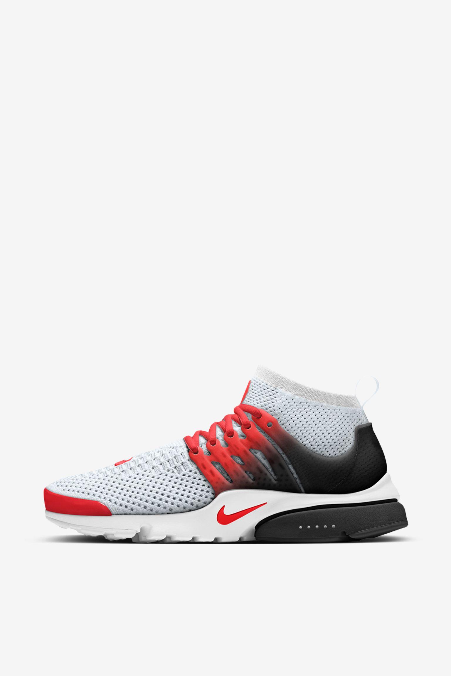 Nike Air Presto Ultra Flyknit iD 'Multi' Release Date