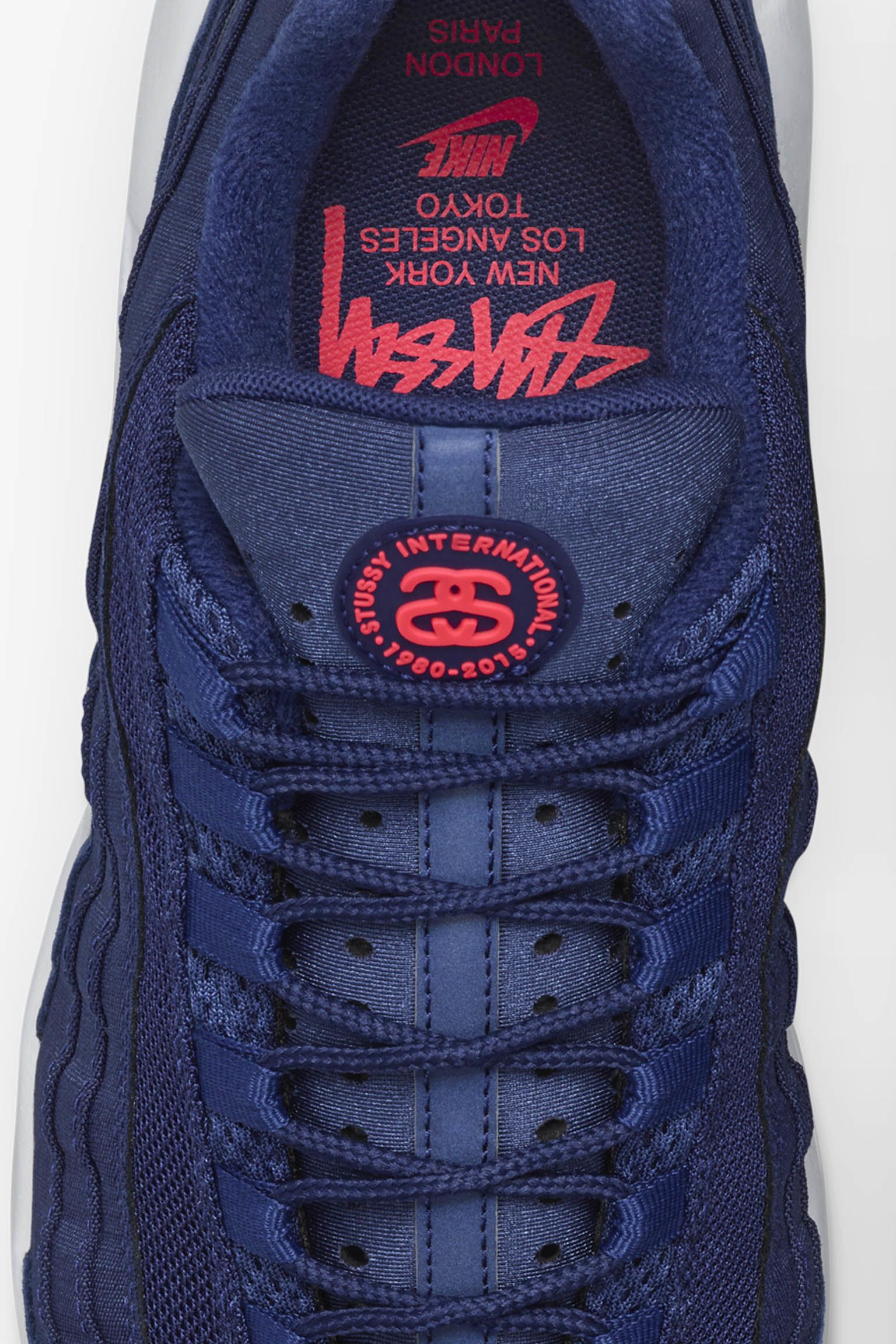 Nike Air Max 95 Stussy 'Loyal Blue'