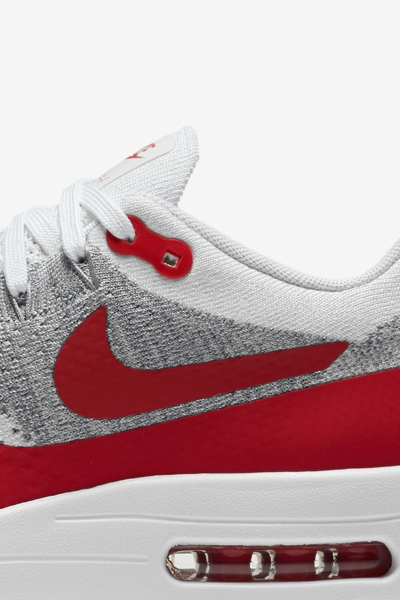 Nike Air Max 1 Ultra Flyknit 'Varsity Red'