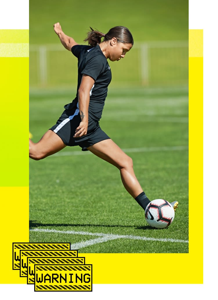 Sam Kerr Mercurial Player Profile