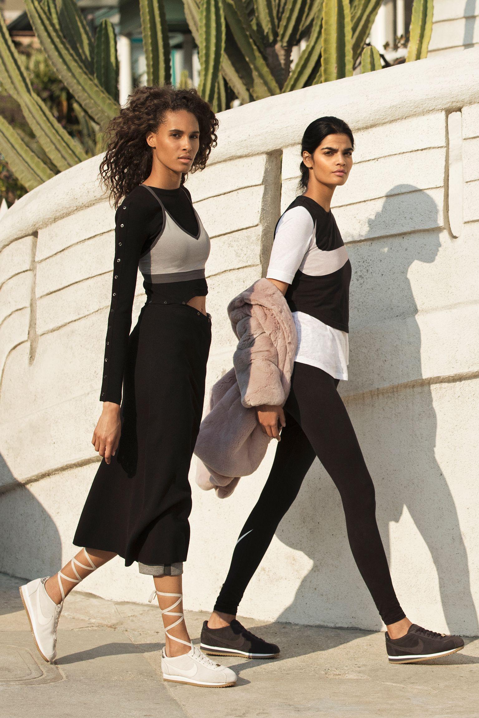 Women's Nike Classic Cortez A.L.C. 'Oil Grey' Release Date