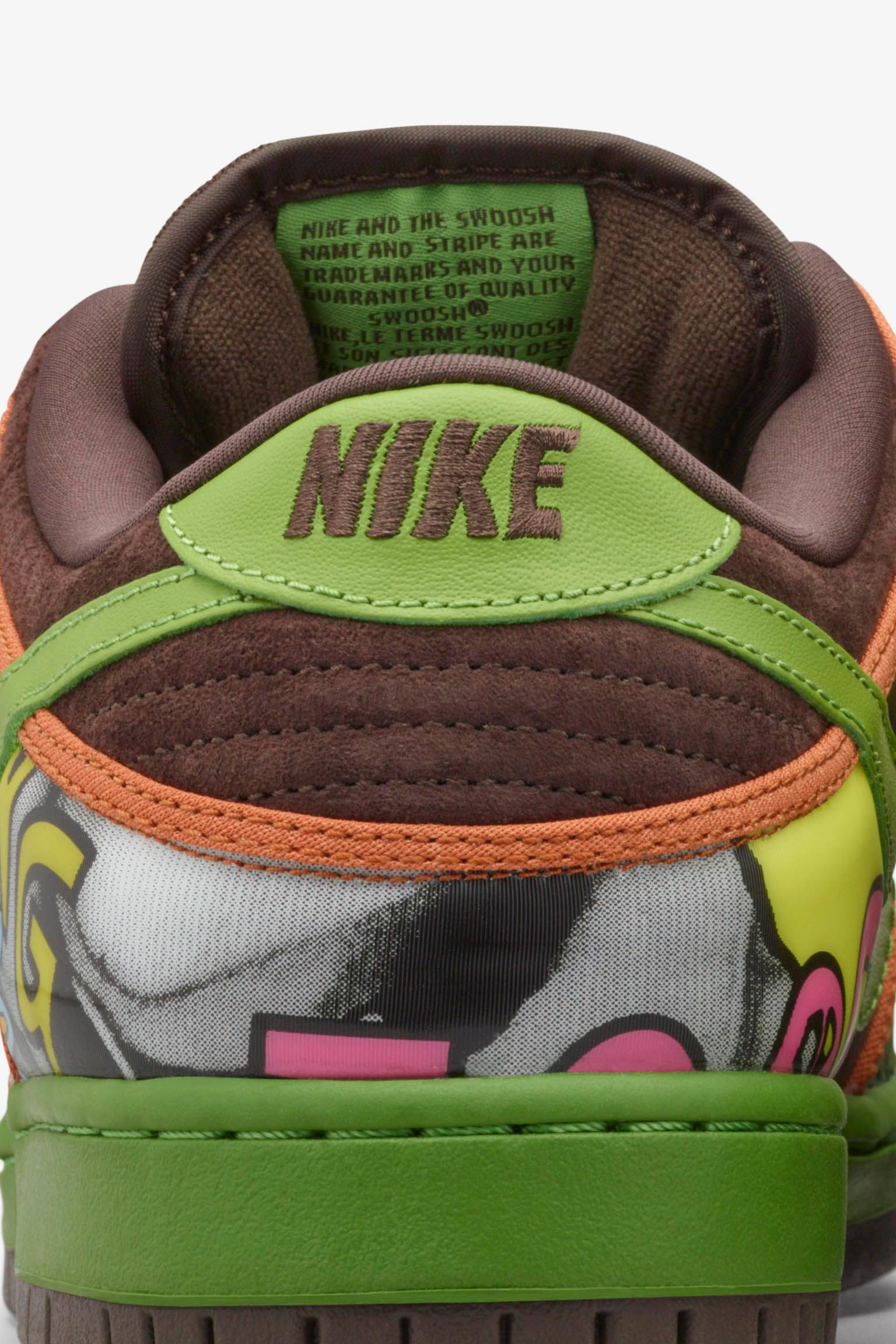 Nike Dunk Low SB 'De La Soul'
