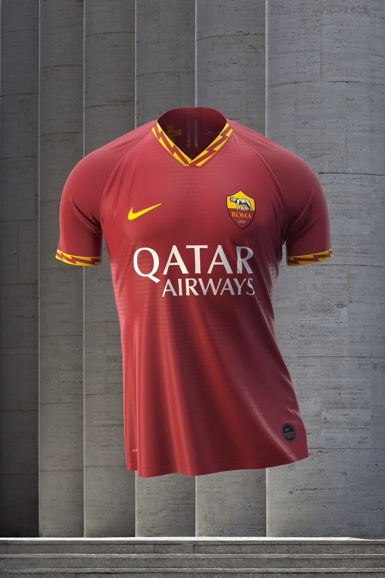 2019/20 A.S. ROMA Stadium Home Jersey