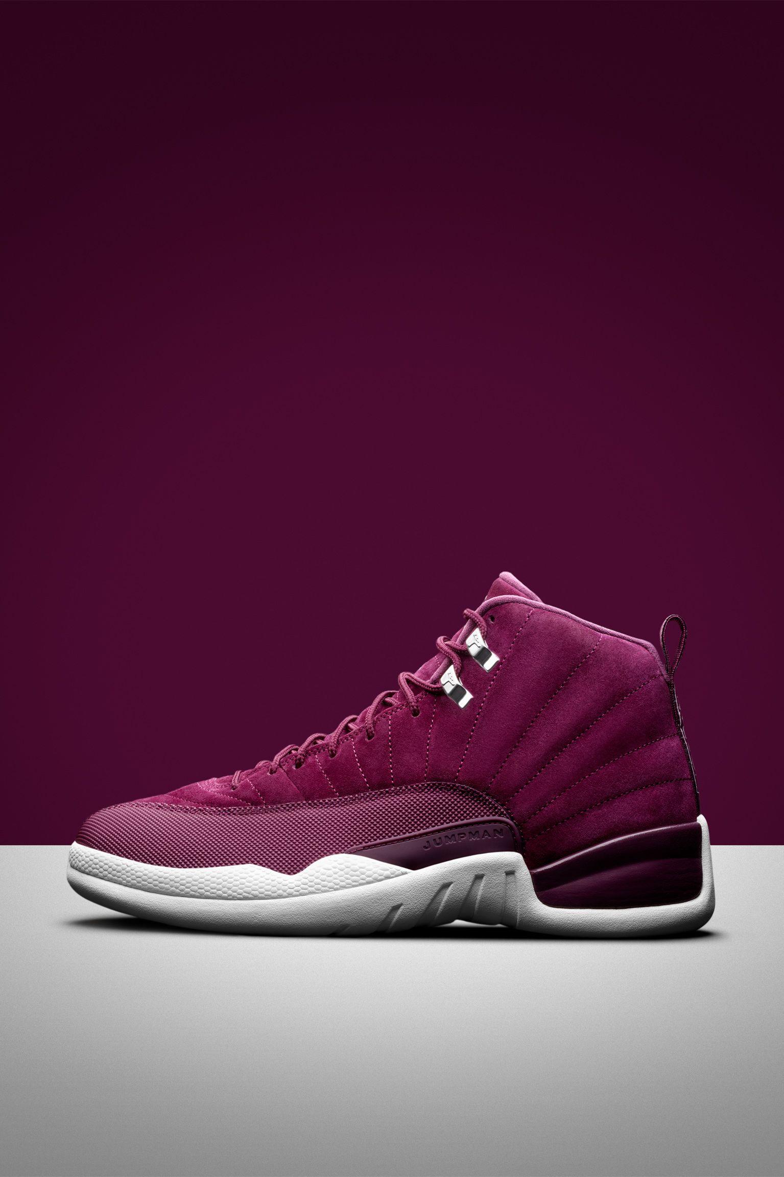 48461e3f1fc Air Jordan 12 Retro 'Bordeaux' Release Date. Nike+ SNKRS