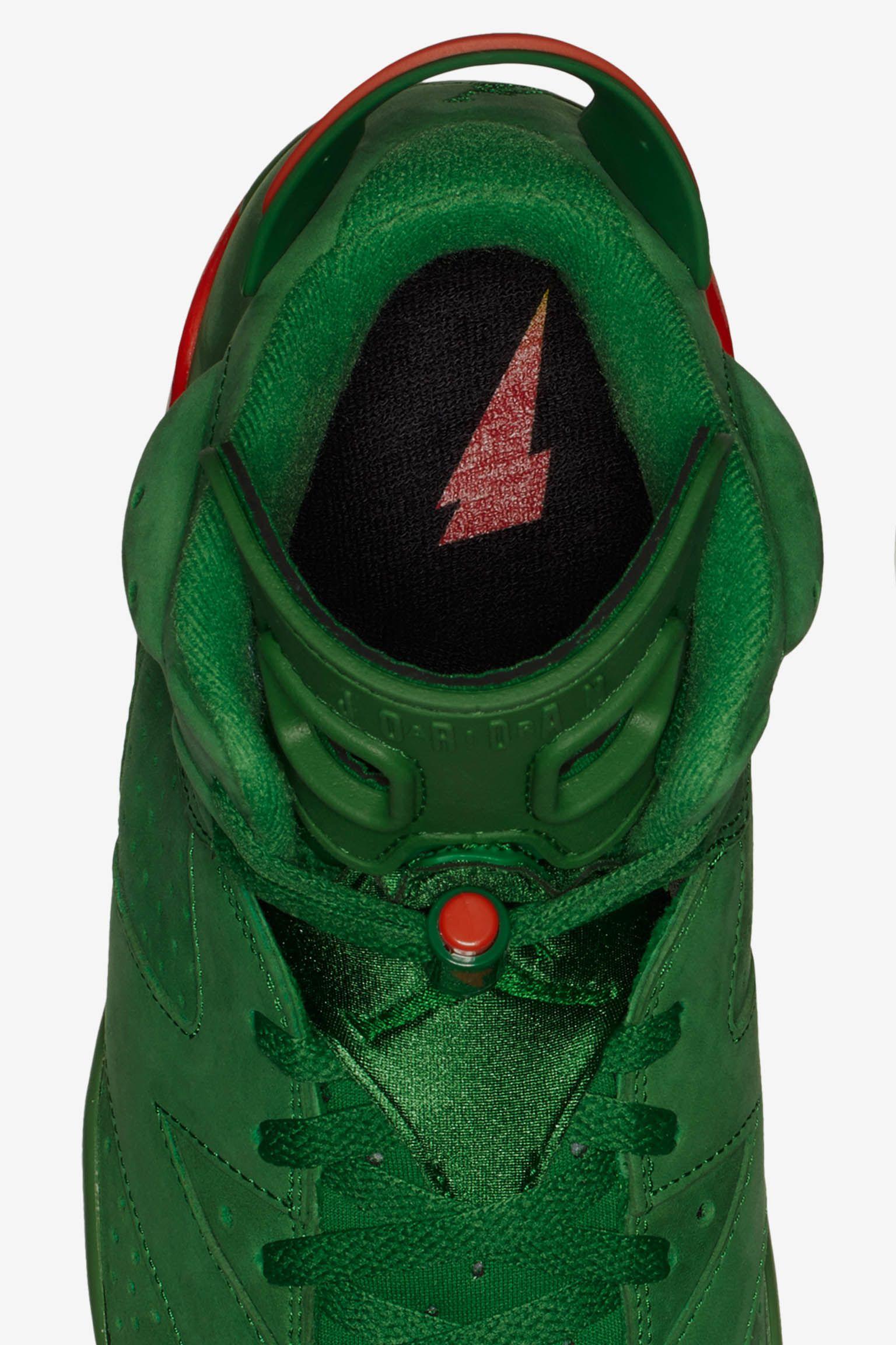 8ee55ed10ec Air Jordan 6 Gatorade 'Pine Green' Release Date. Nike+ SNKRS