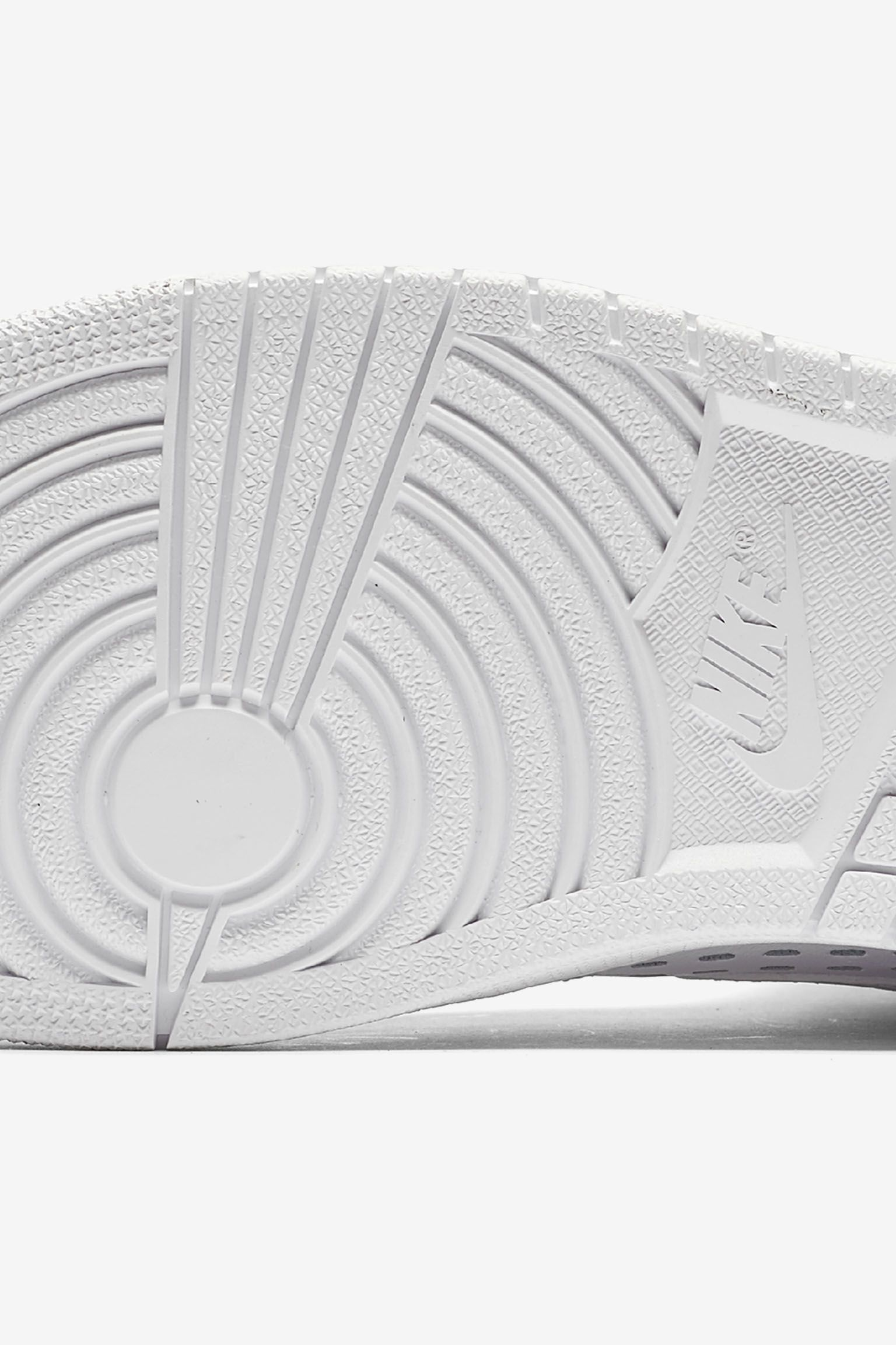 Air Jordan 1 Retro 'Engineered Perf' White Release Date