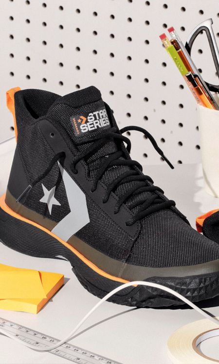 Converse x Tinker Hatfield: Star Series Collection