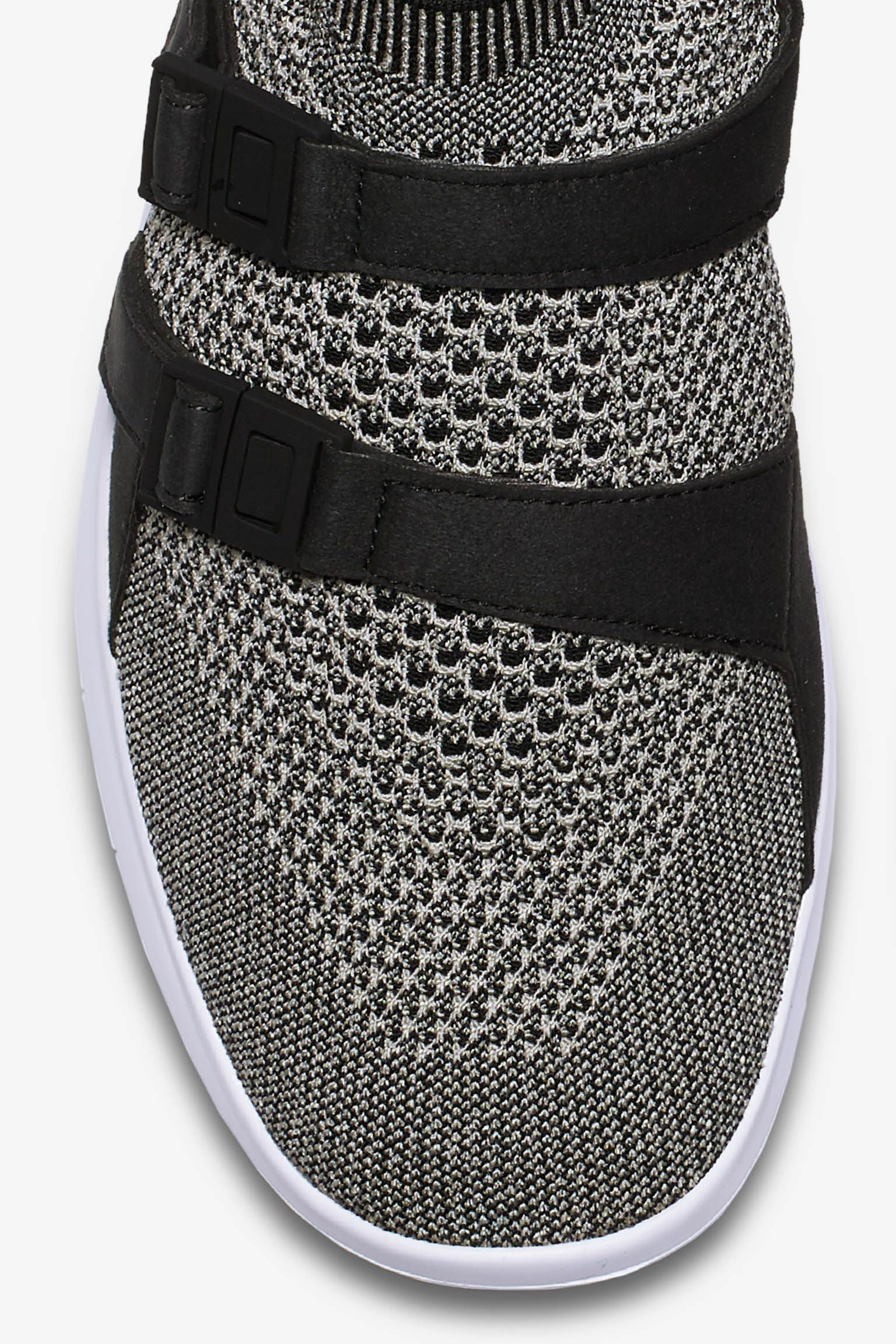 Nike Air Sock Racer Ultra Flyknit 'Black & Grey'
