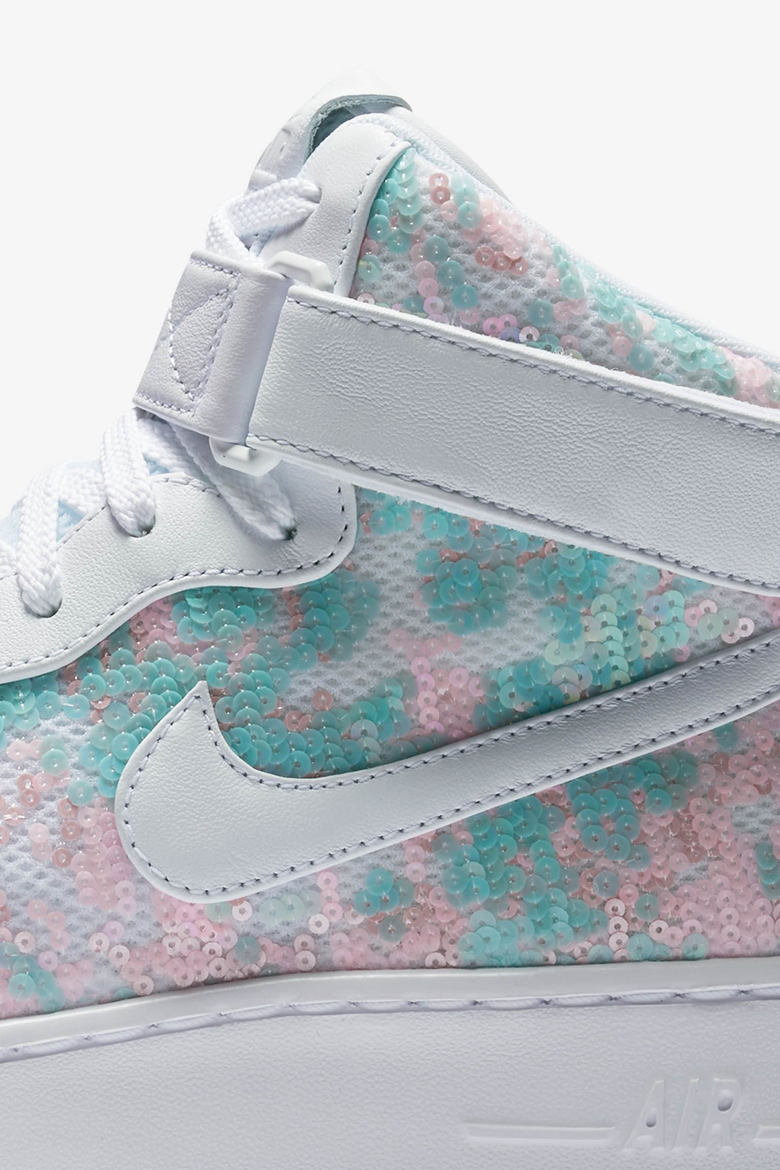 Women's Nike Air Force 1 Upstep High LX 'Summer Shine'