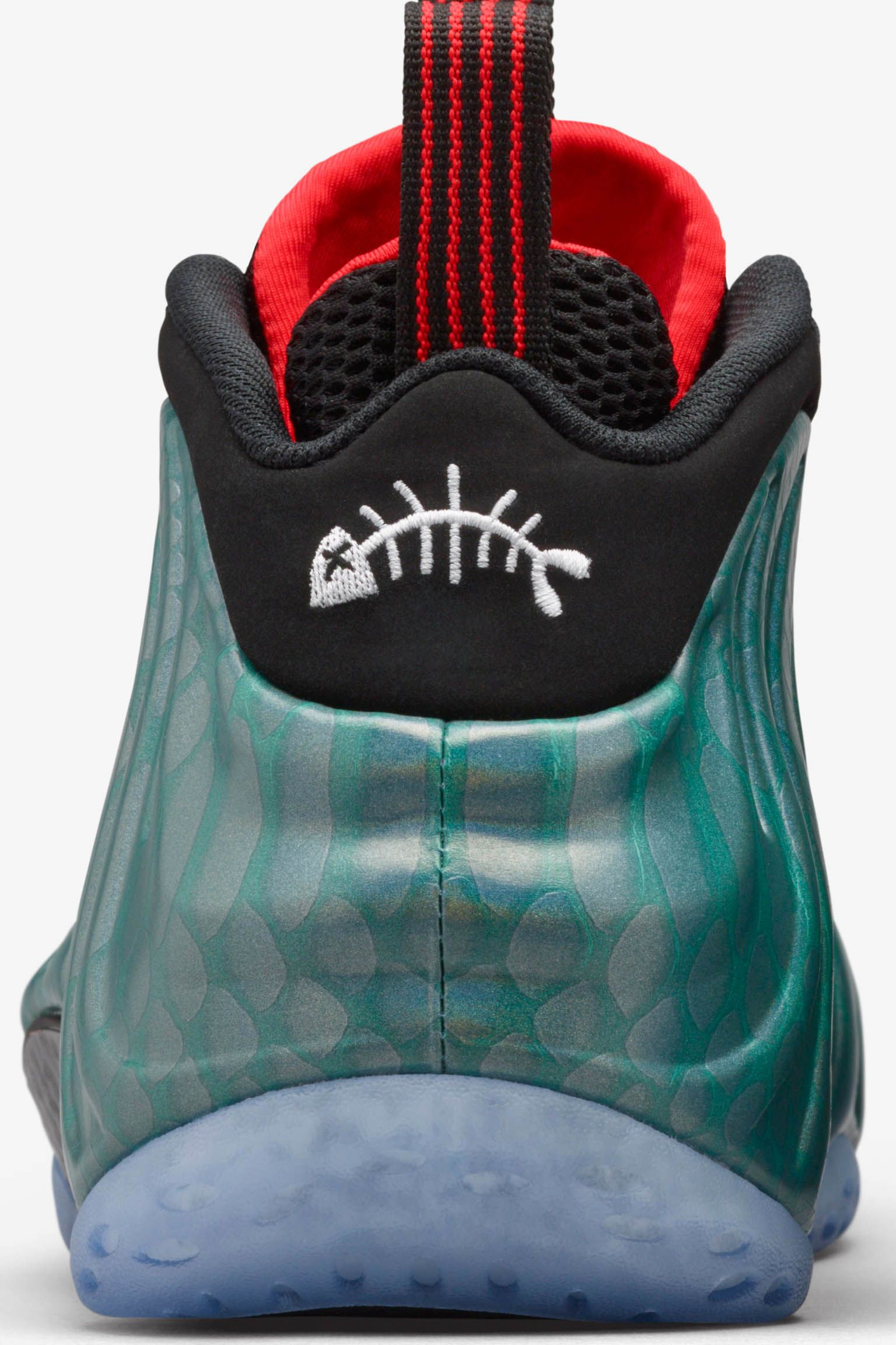 Nike Air Foamposite One 'Gone Fishing' Release Date