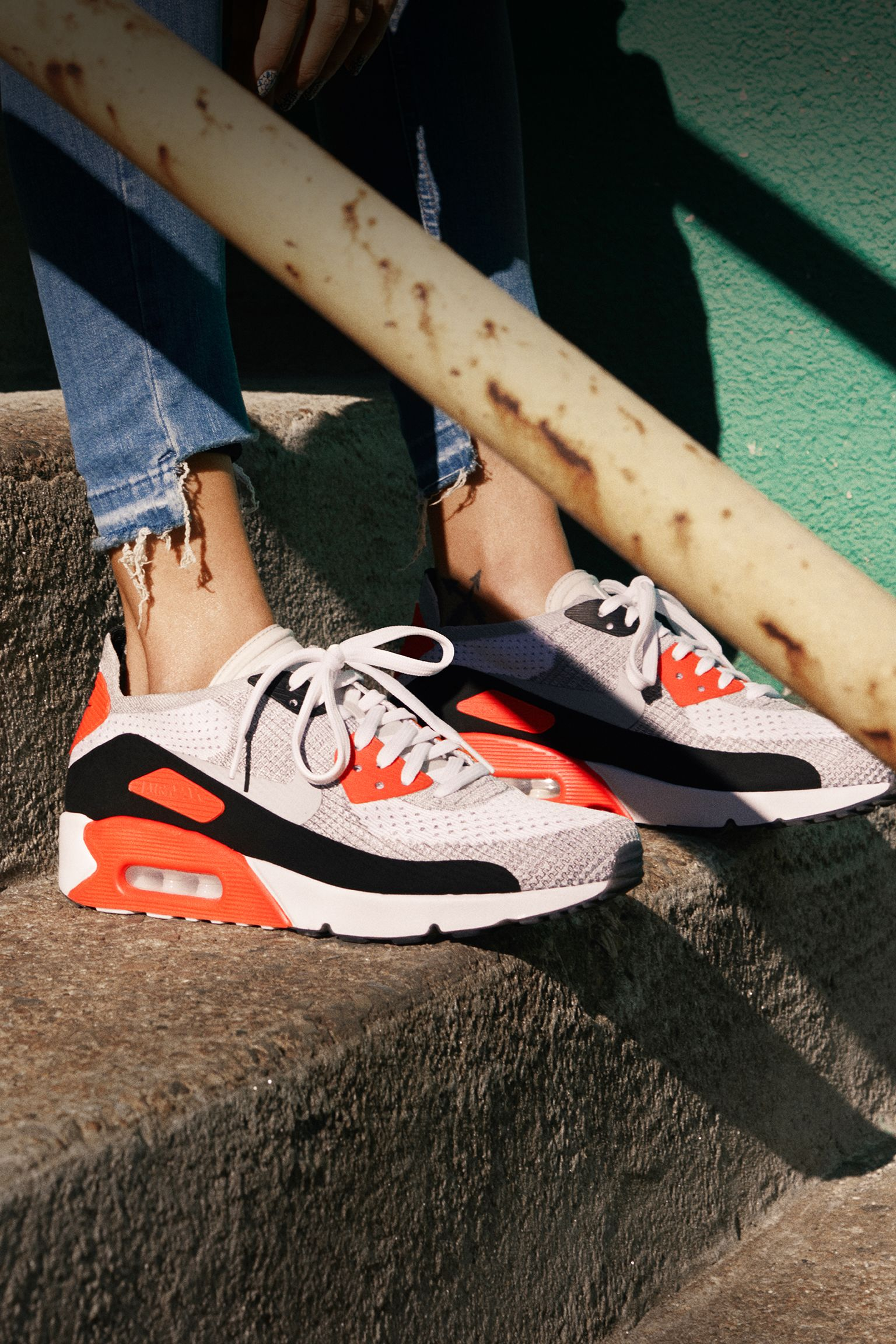 AIR MAX 90 ULTRA 2.0 FLYKNIT POUR FEMME