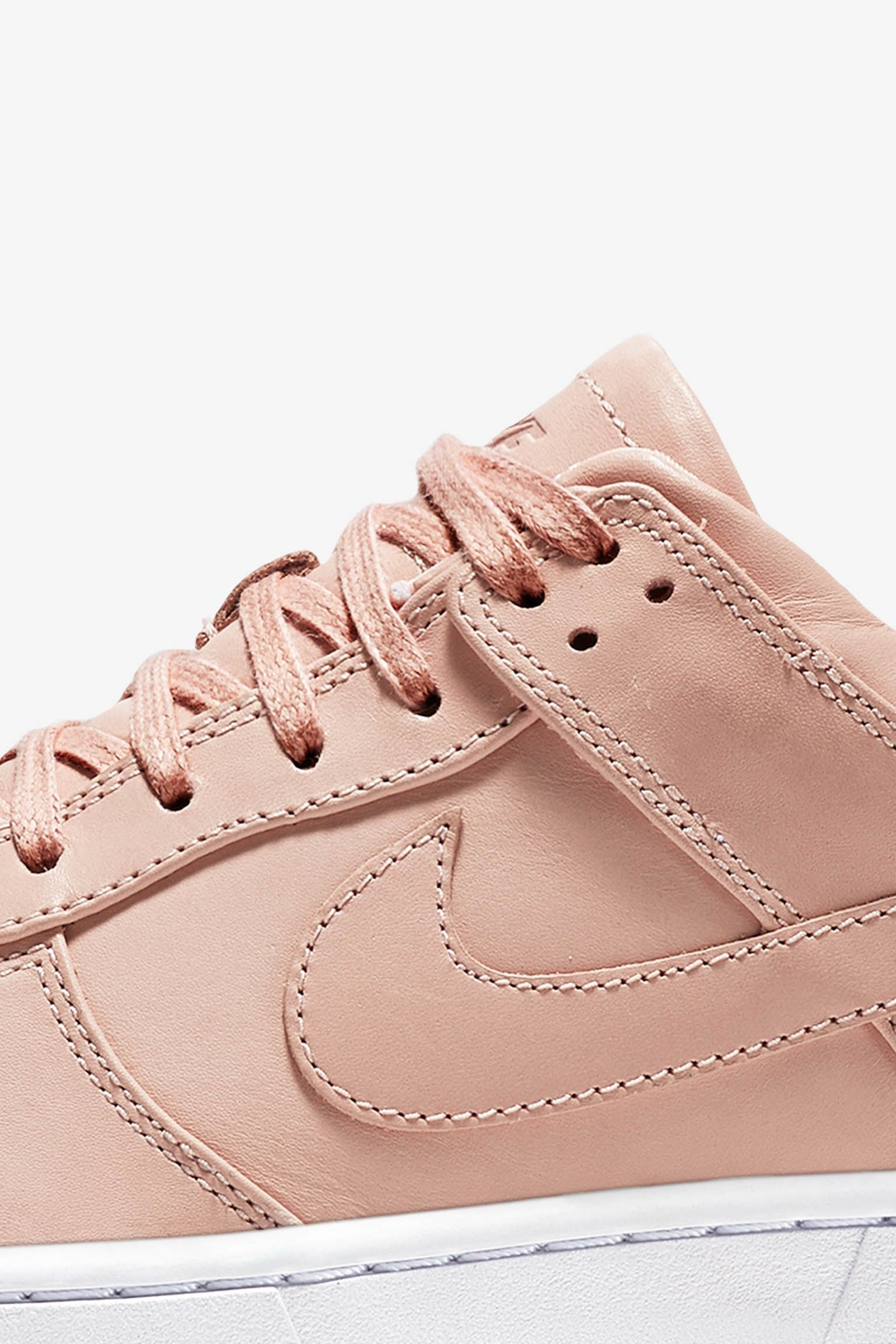 NikeLab Dunk Lux Low 'Arctic Orange'