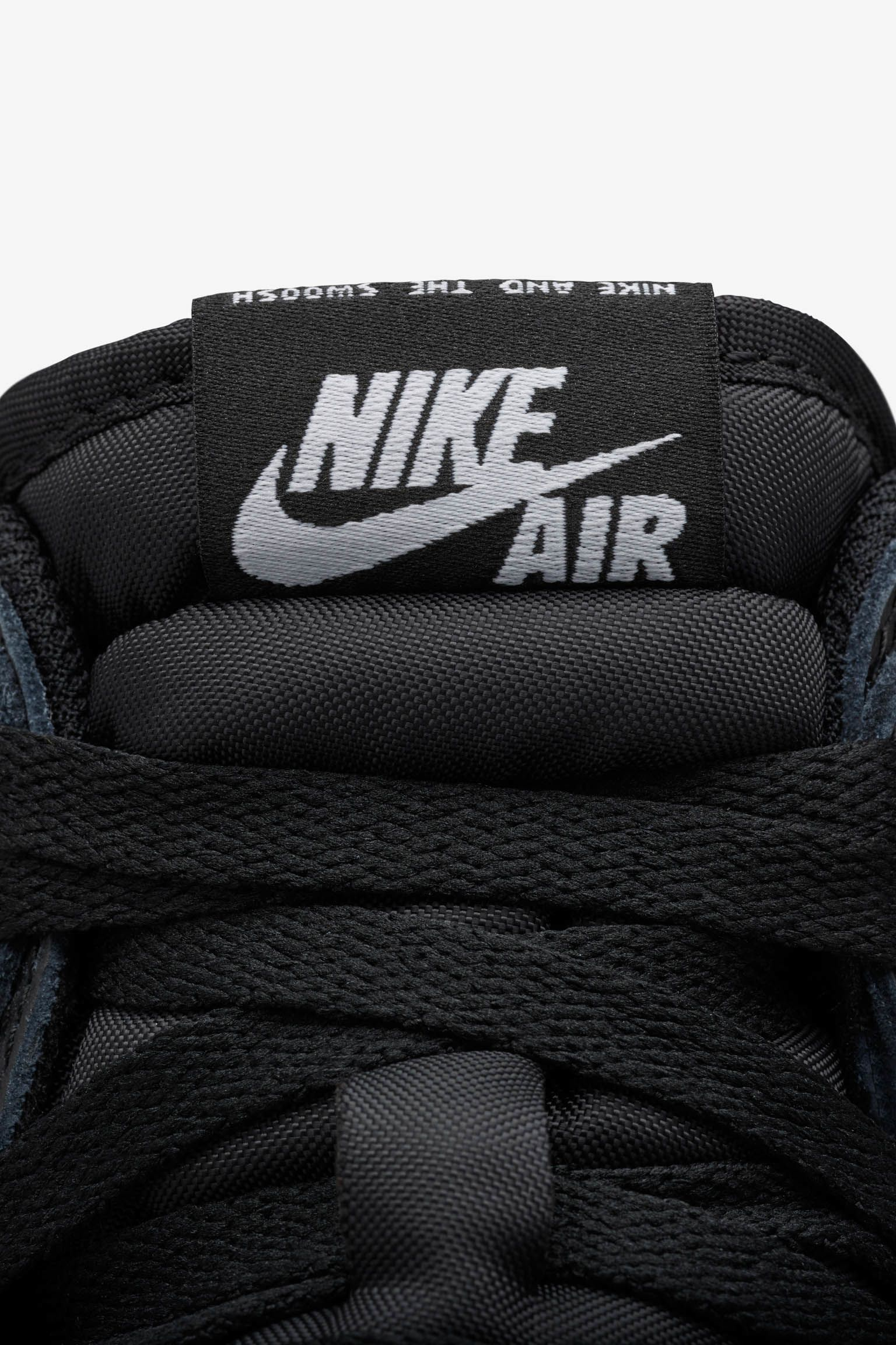 Air Jordan 1 Retro 'Black & White' Release Date