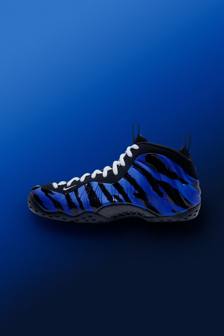 Air Foamposite One 'Tiger Stripes' Release Date