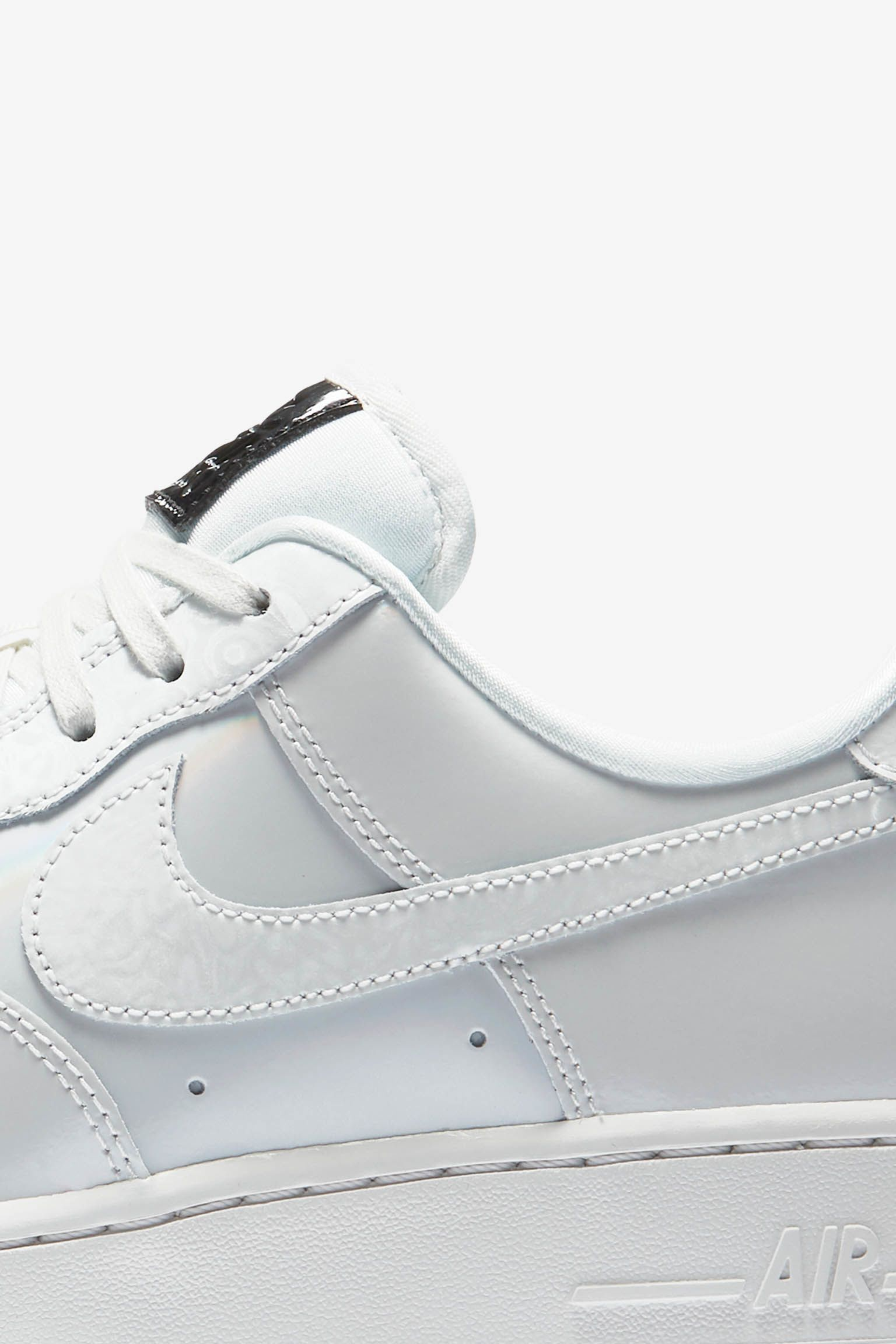 Nike Women's Air Force 1 Low 'Summit White & Black' Release Date