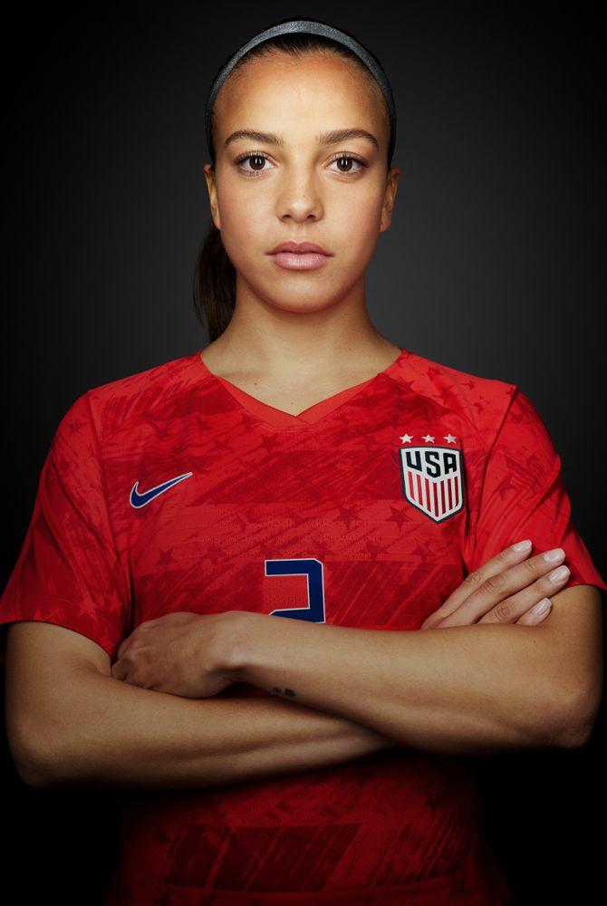 2019 Women's Football World Championship Players