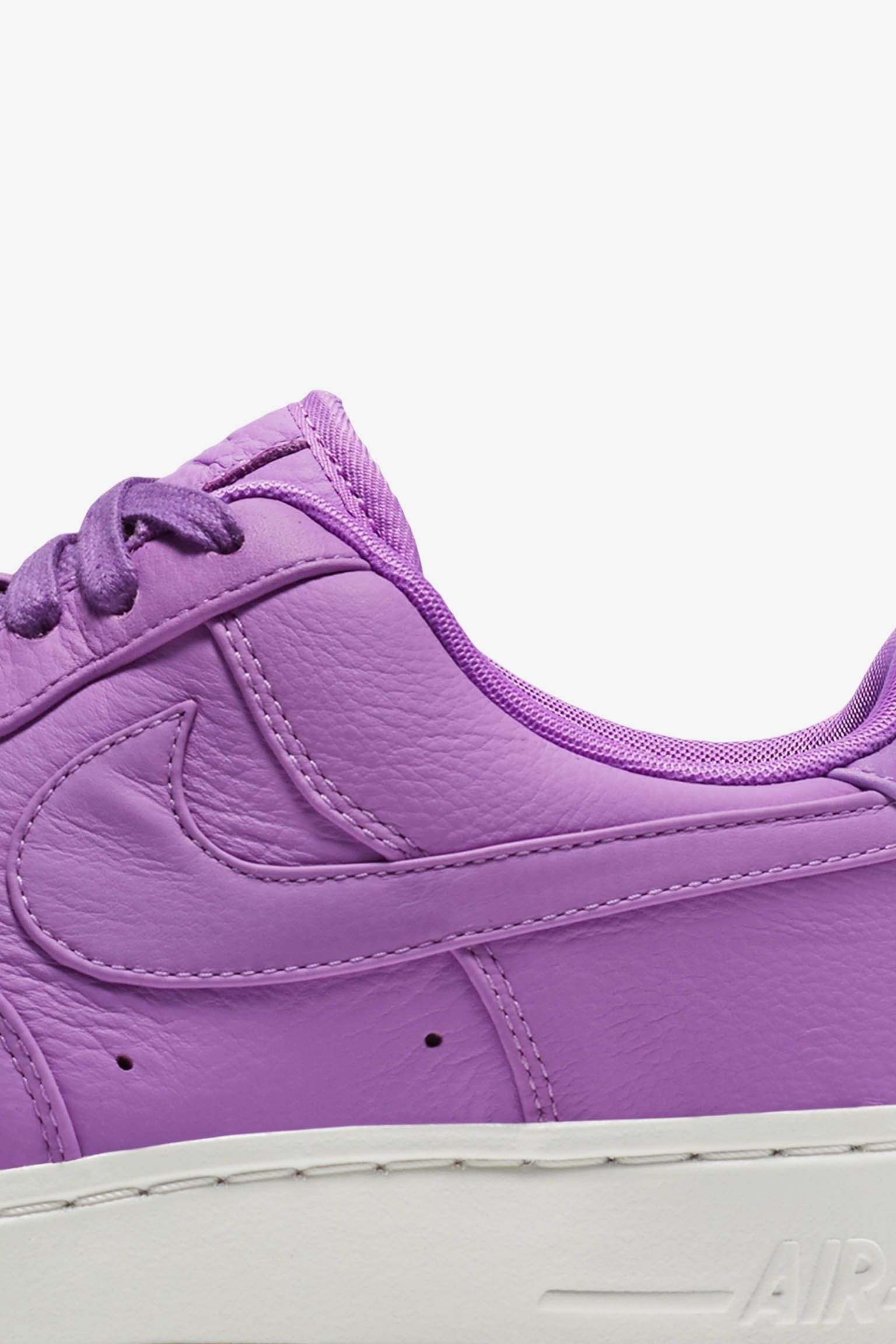 NikeLab Air Force 1 Low 'Purple Stardust'