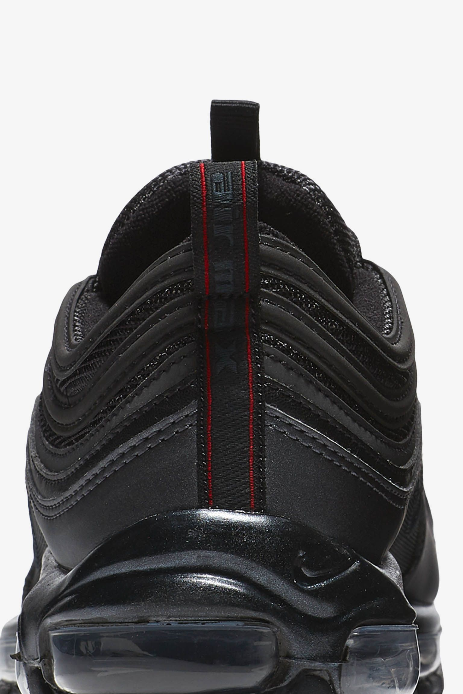 Nike Air Max 97 'Black & Anthracite' Release Date