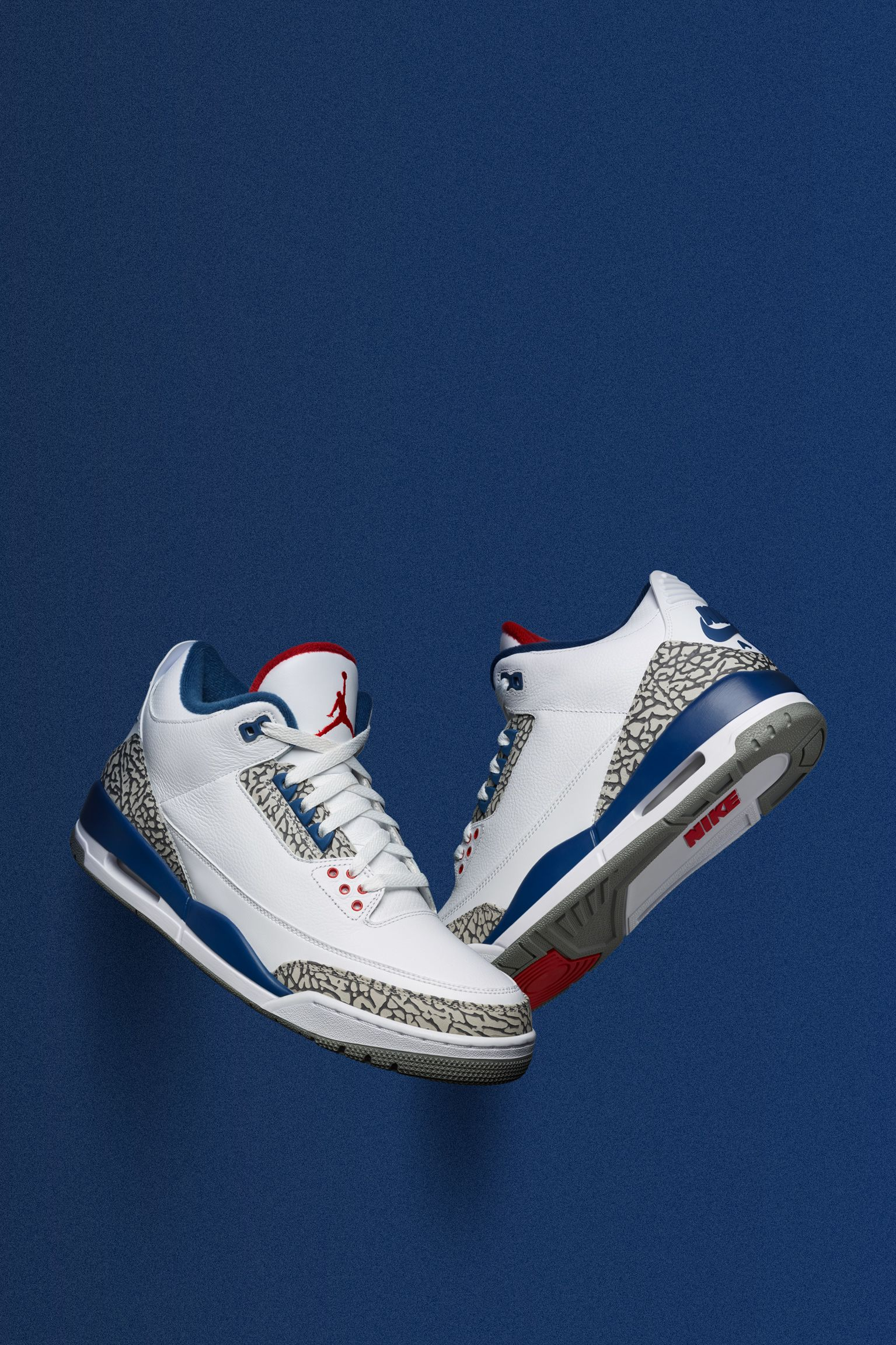 Air Jordan 3 Retro Dark Grey Nike SNKRS