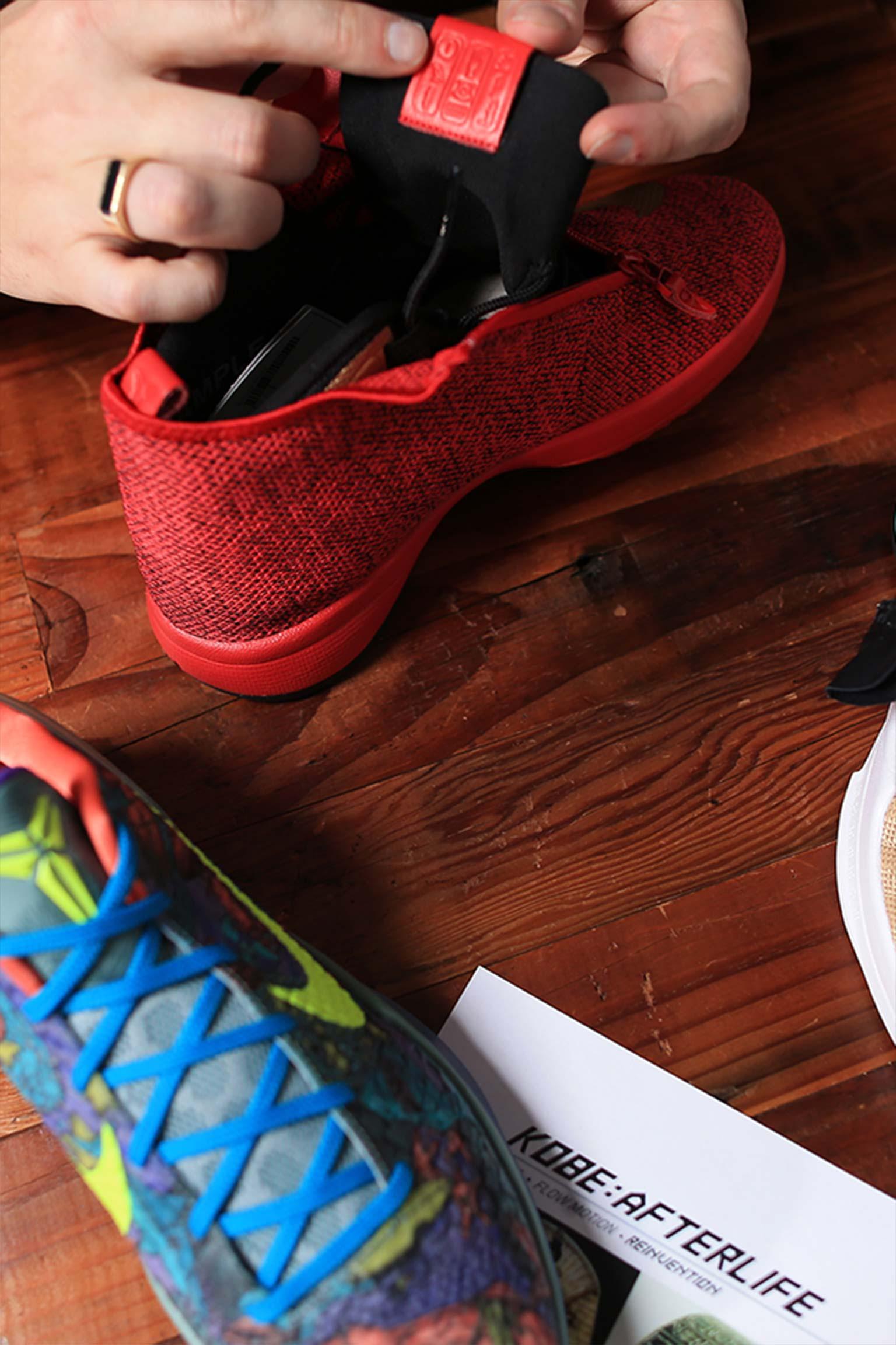 Achter het design: Nike Zoom Kobe Icon