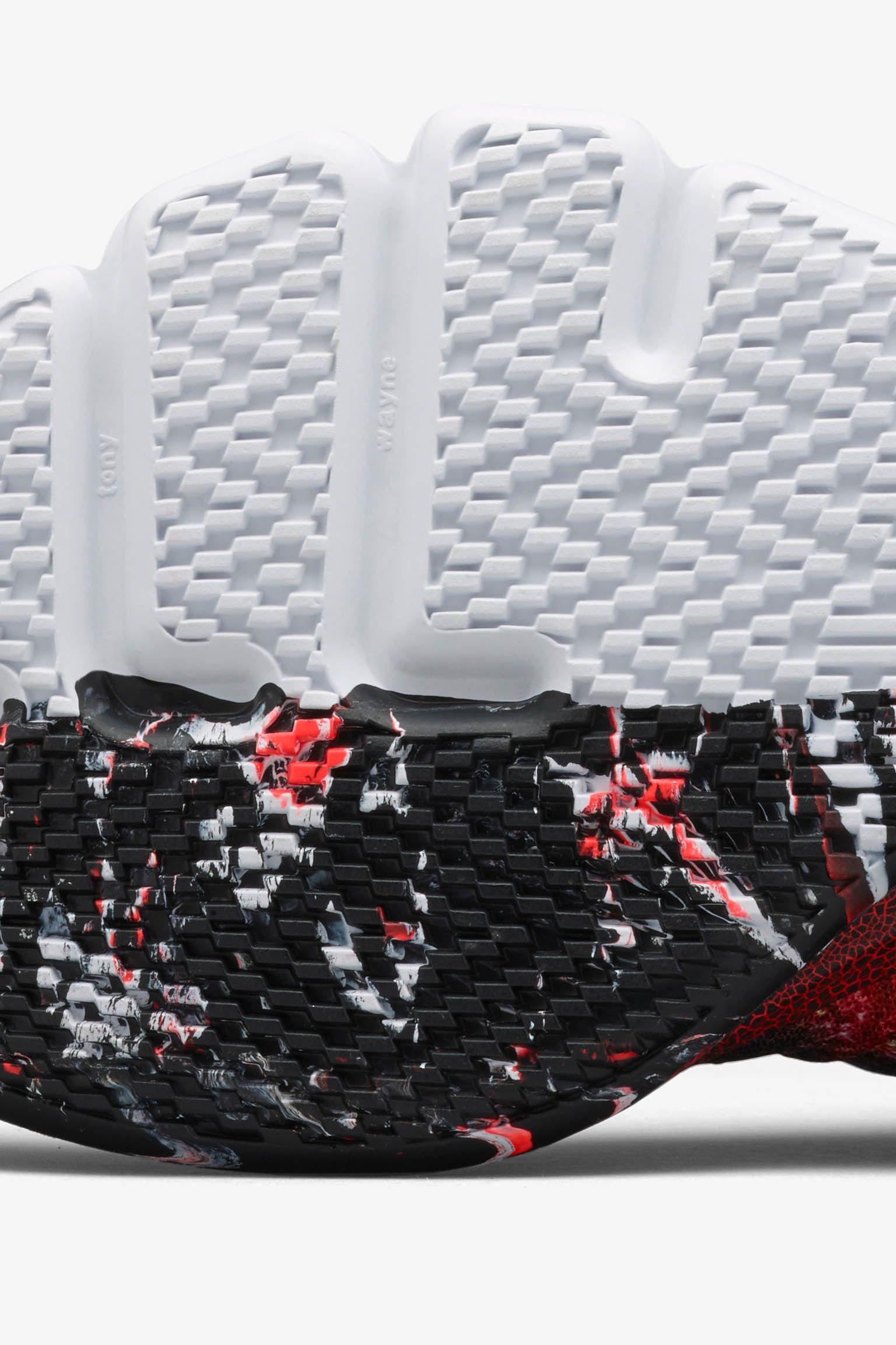 Nike KD 8 'Fire & Ice' Release Date