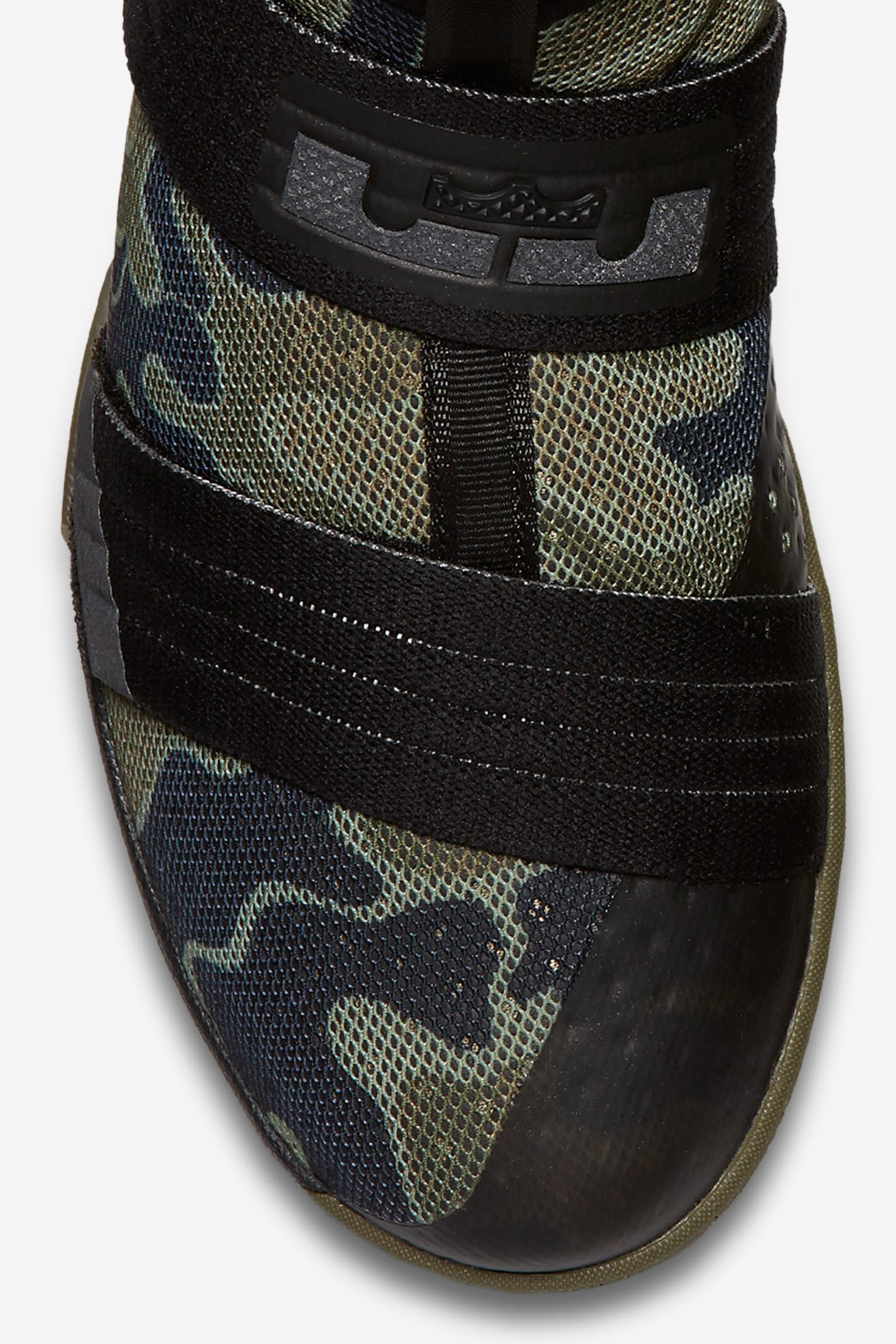 Nike Zoom LeBron Soldier 10 'Camo' Release Date