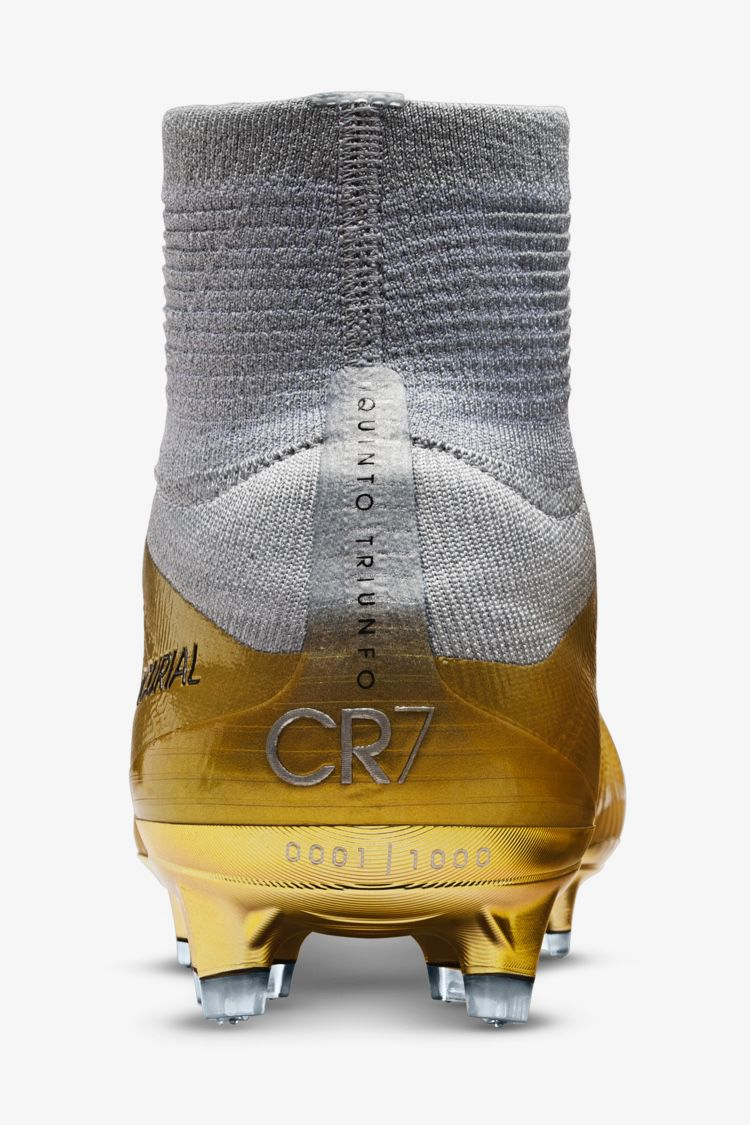 buy popular 67319 79e99 nike mercurial superfly v cr7 all gold
