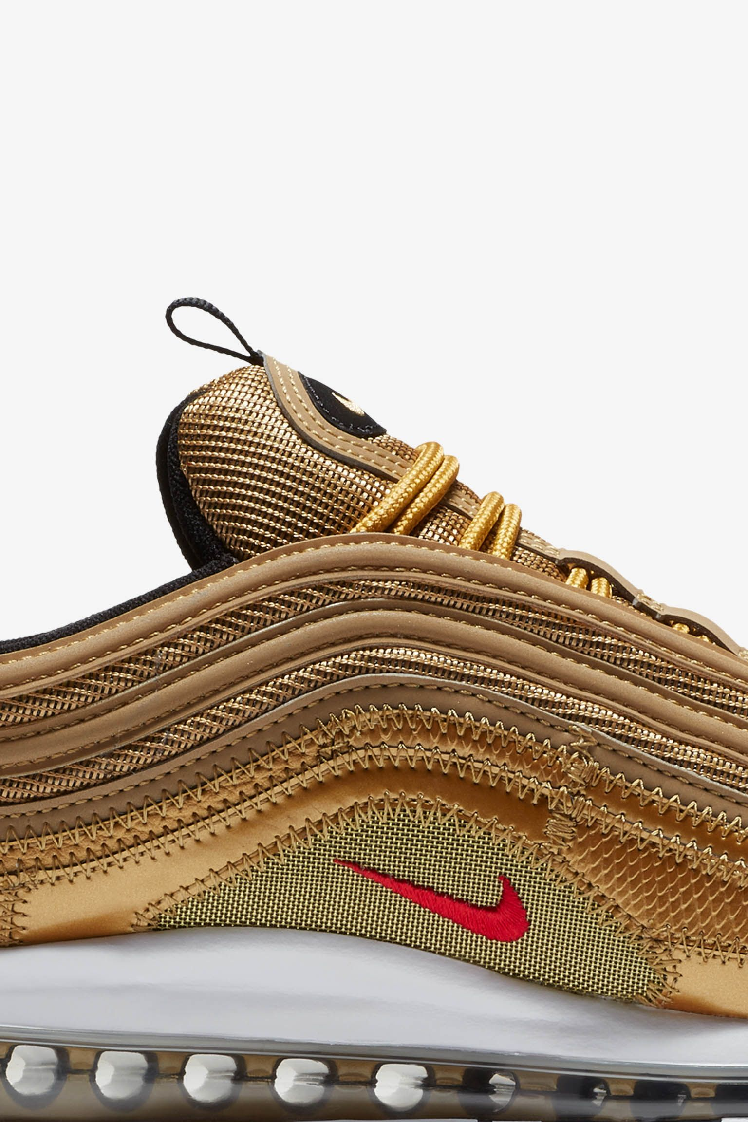Nike Air Max 97 Cr7 Golden Patchwork Release Date Nike Launch Gb