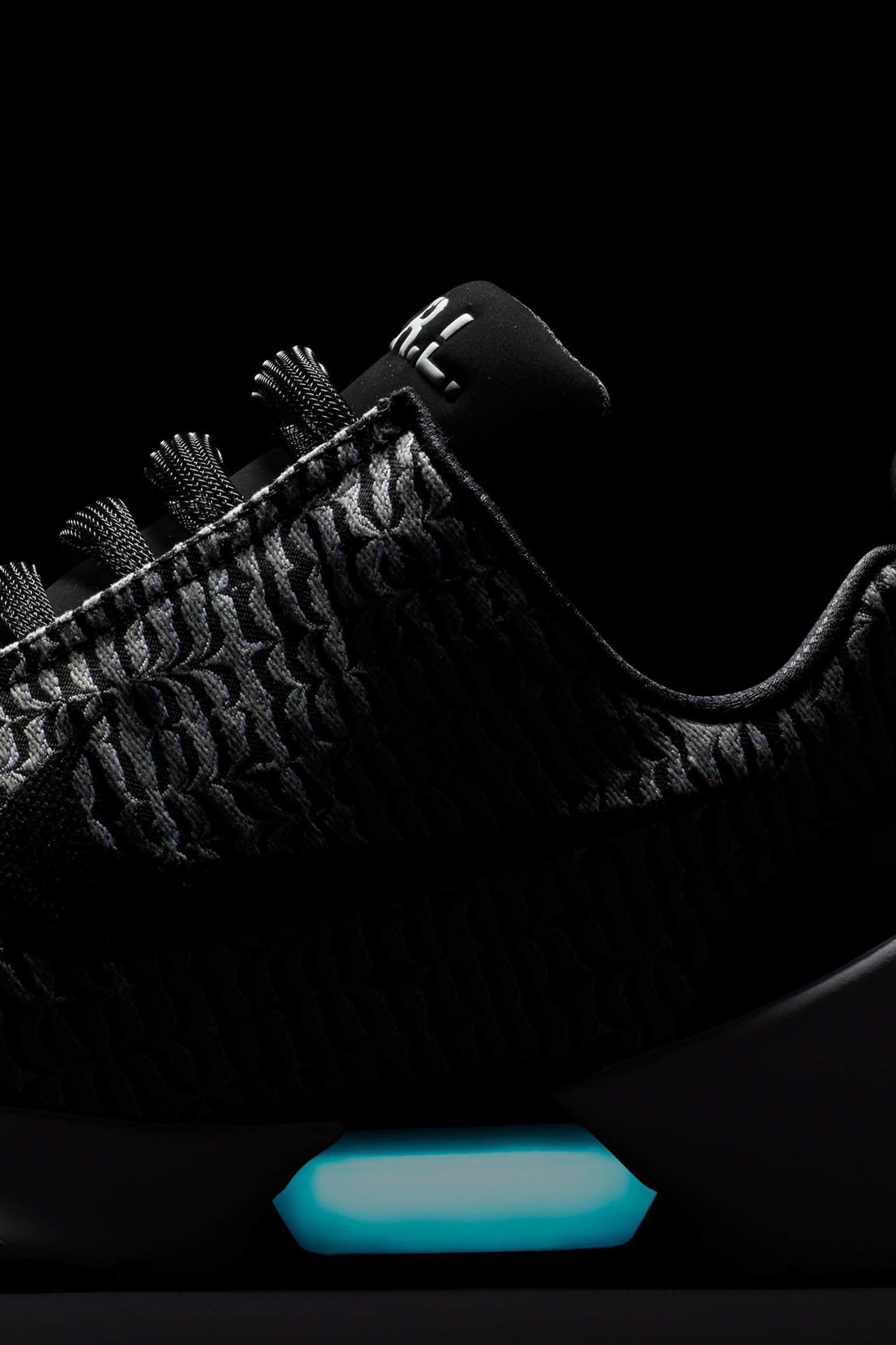 Nike HyperAdapt 1.0 'Black & Wolf Grey' Release Date