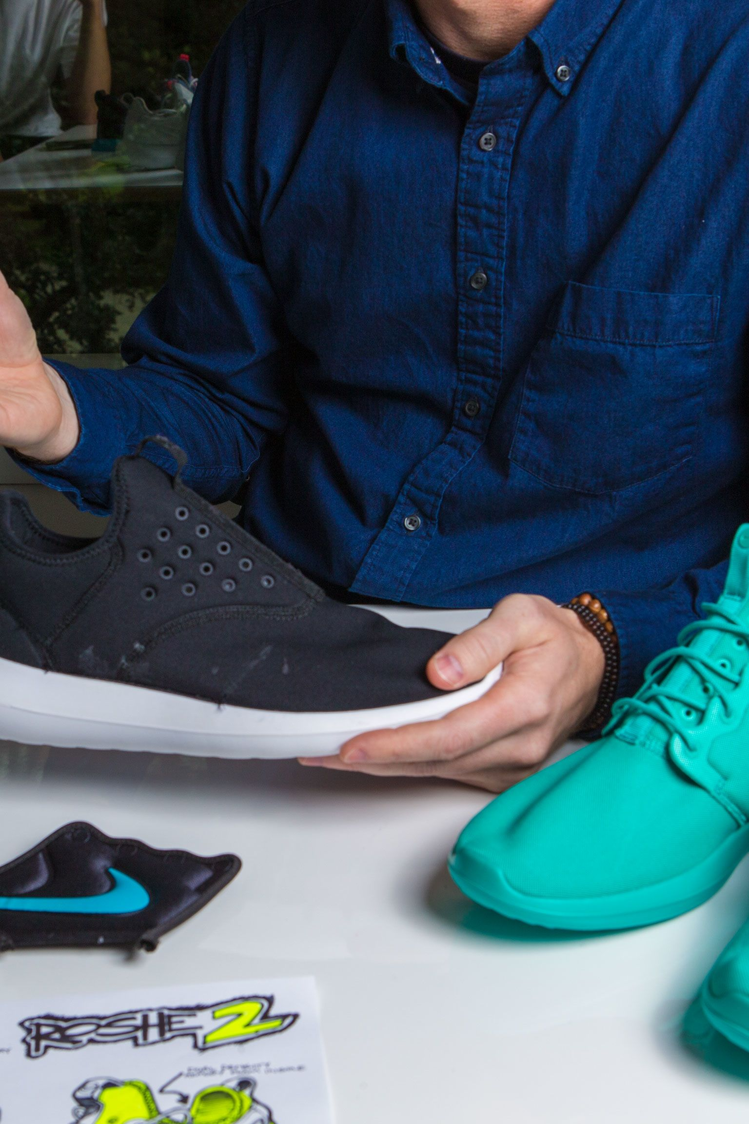 Achter het design: Nike Roshe 2